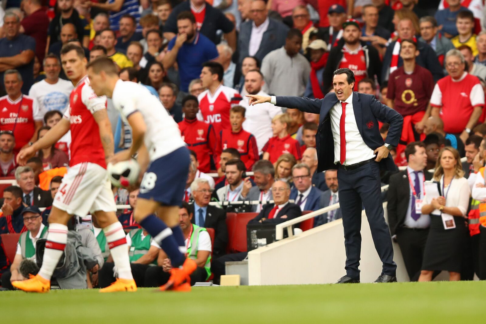 Arsenal: Here comes the gut check, at every single level