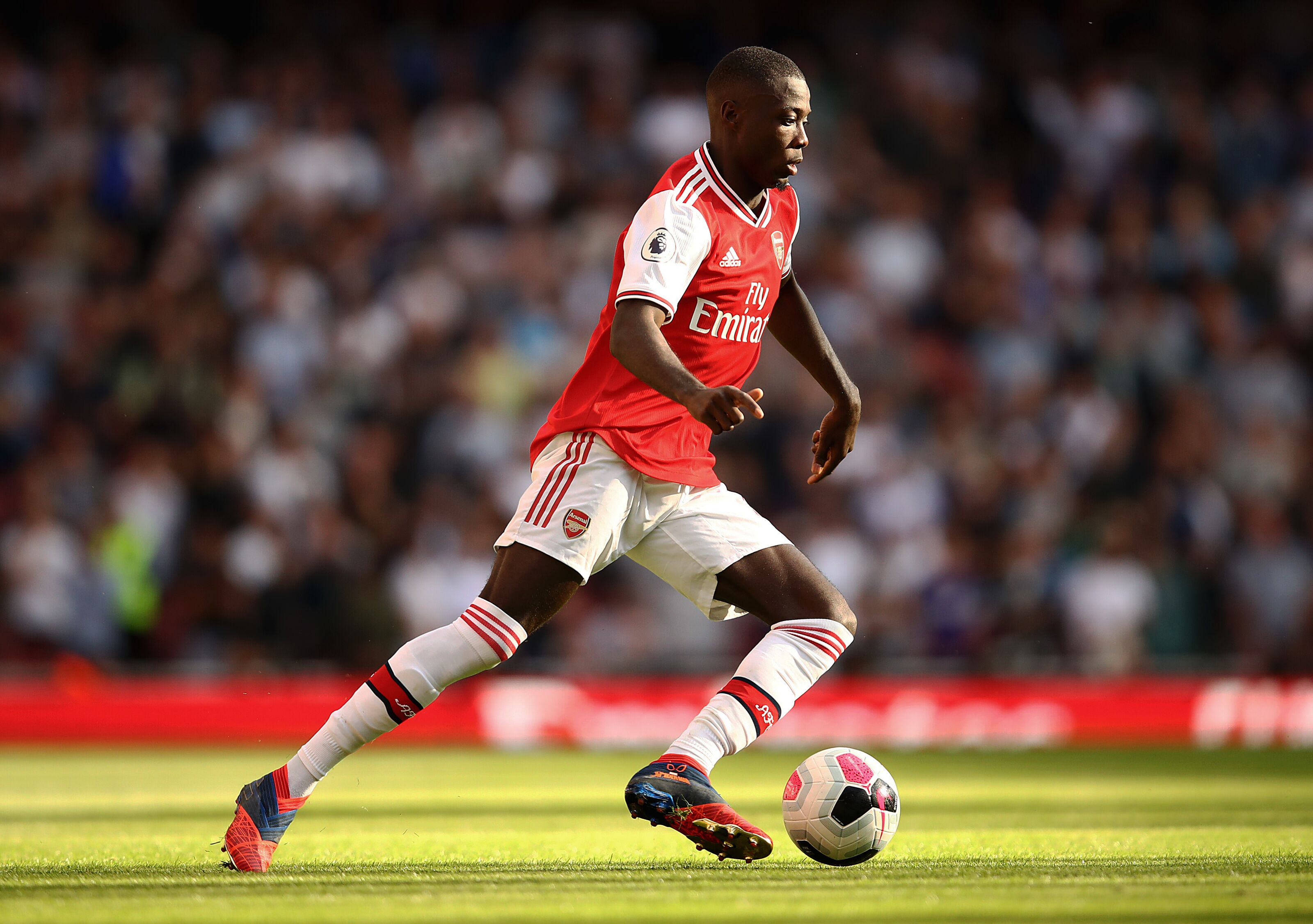 Arsenal: Does anyone still think Nicolas Pepe is a flop?