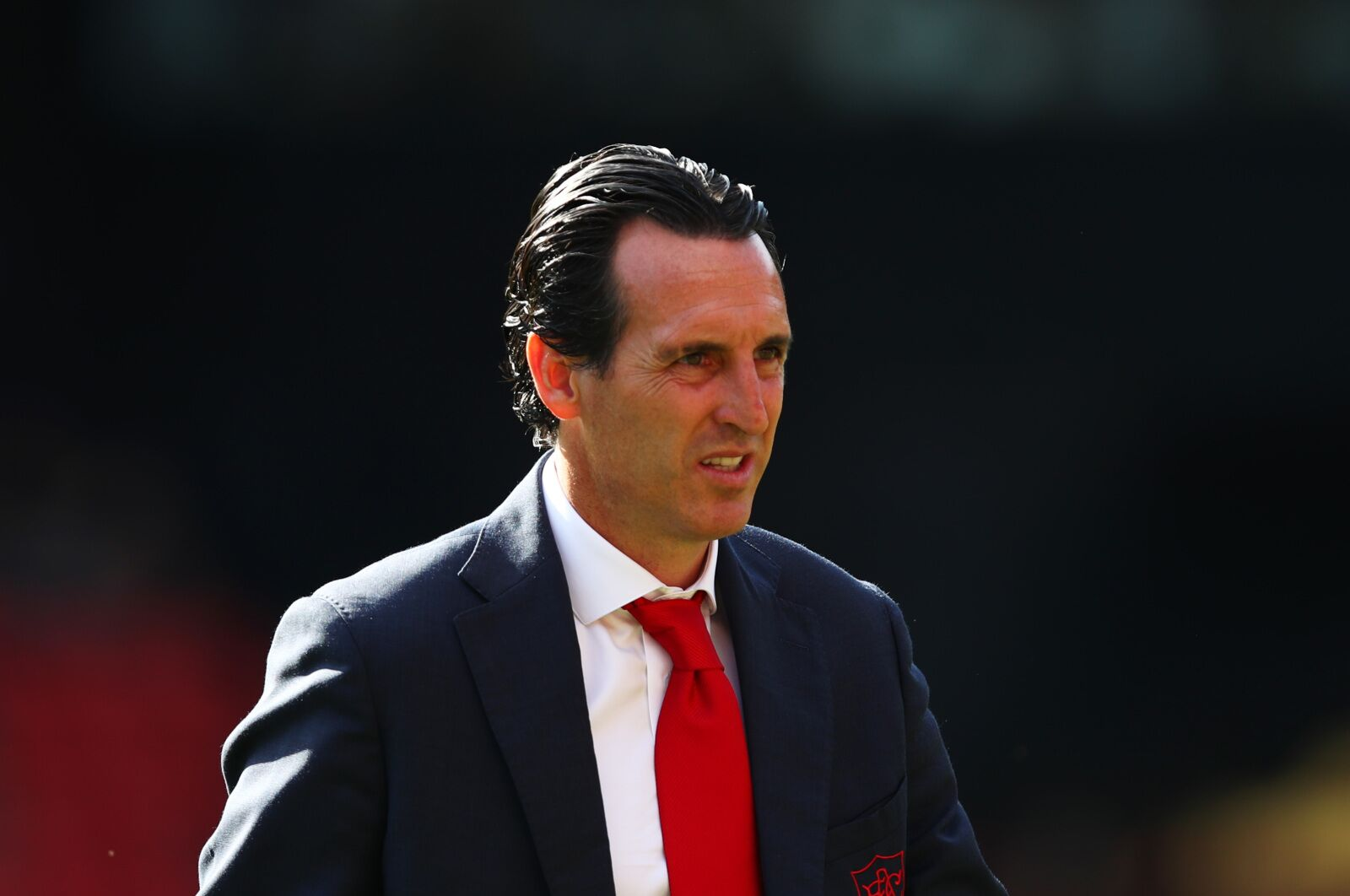 Arsenal: Third in the league, but Emery still playing the wrong side