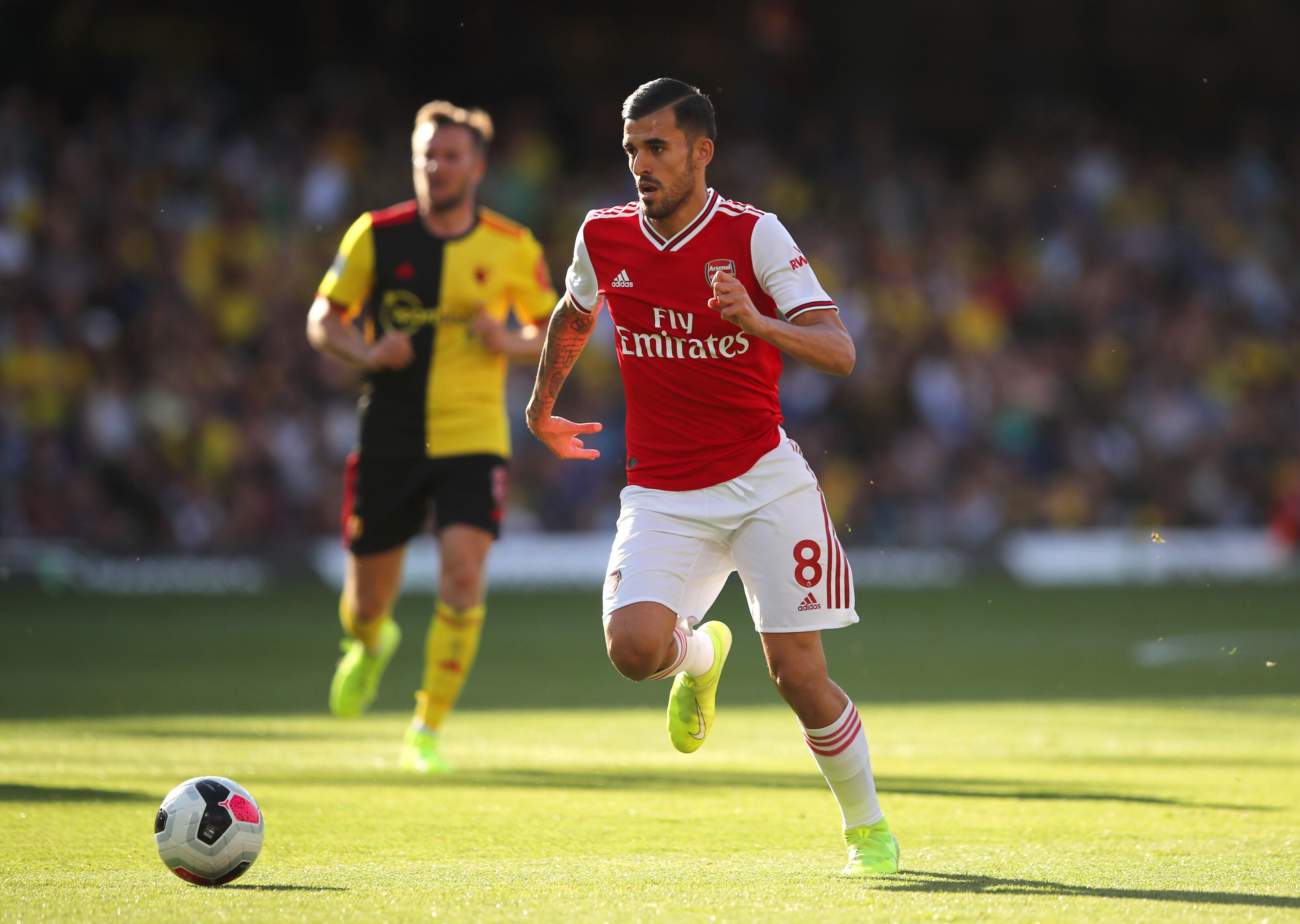 Arsenal: Dani Ceballos has that quality no one else seems to have
