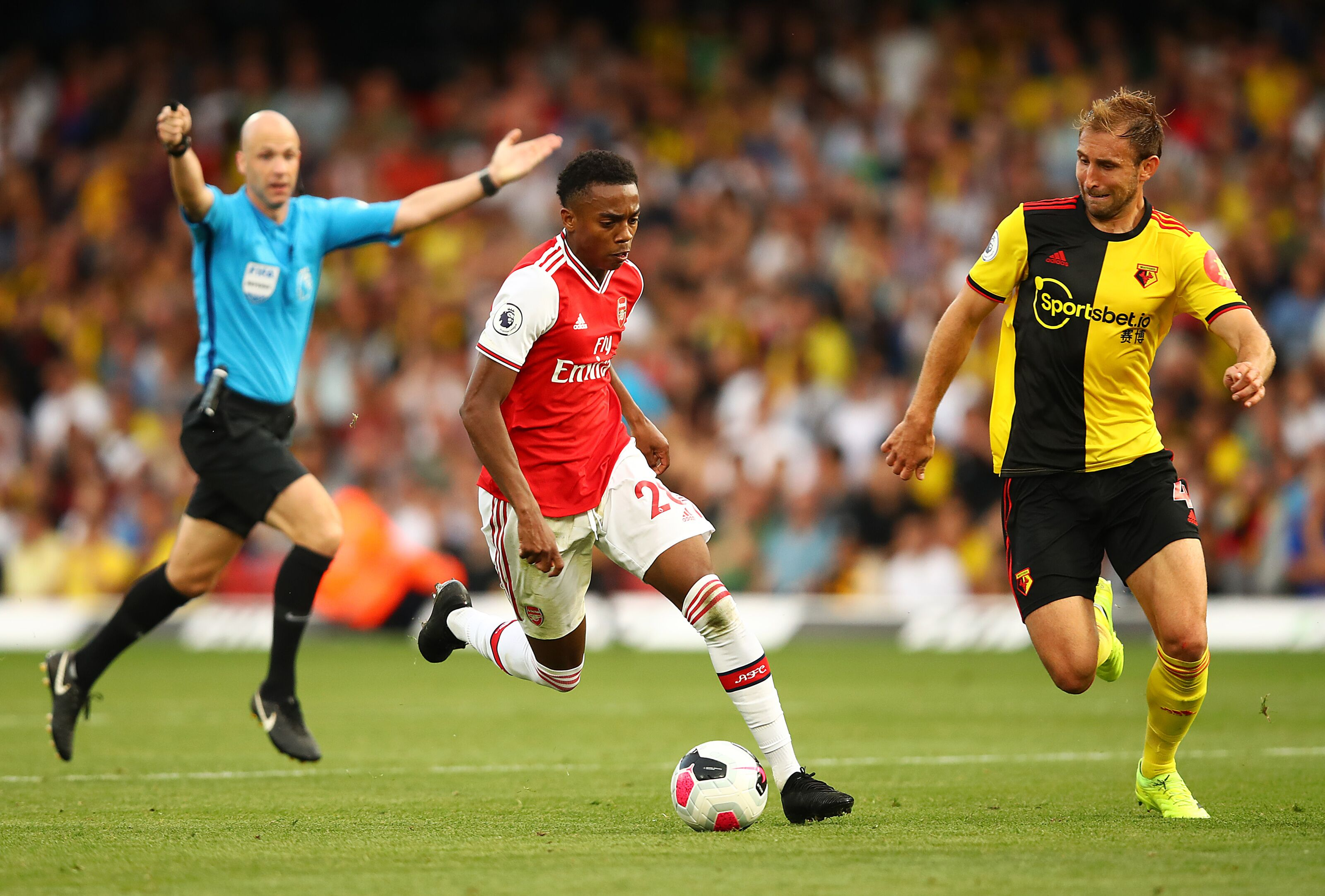 Arsenal: Surely the Premier League awaits for Joe Willock