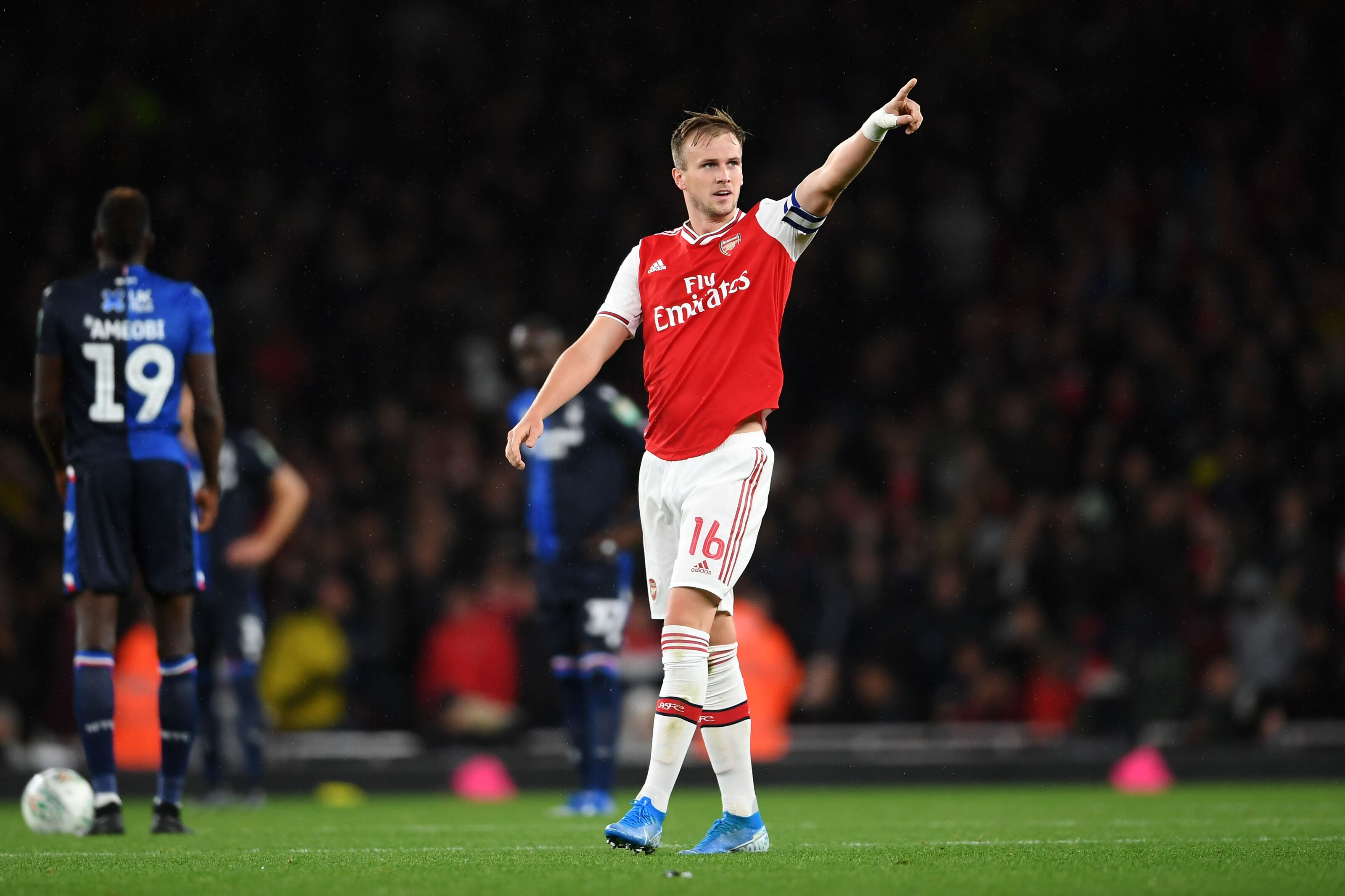 Arsenal: It shouldn't be this easy to forget Rob Holding, Calum Chambers