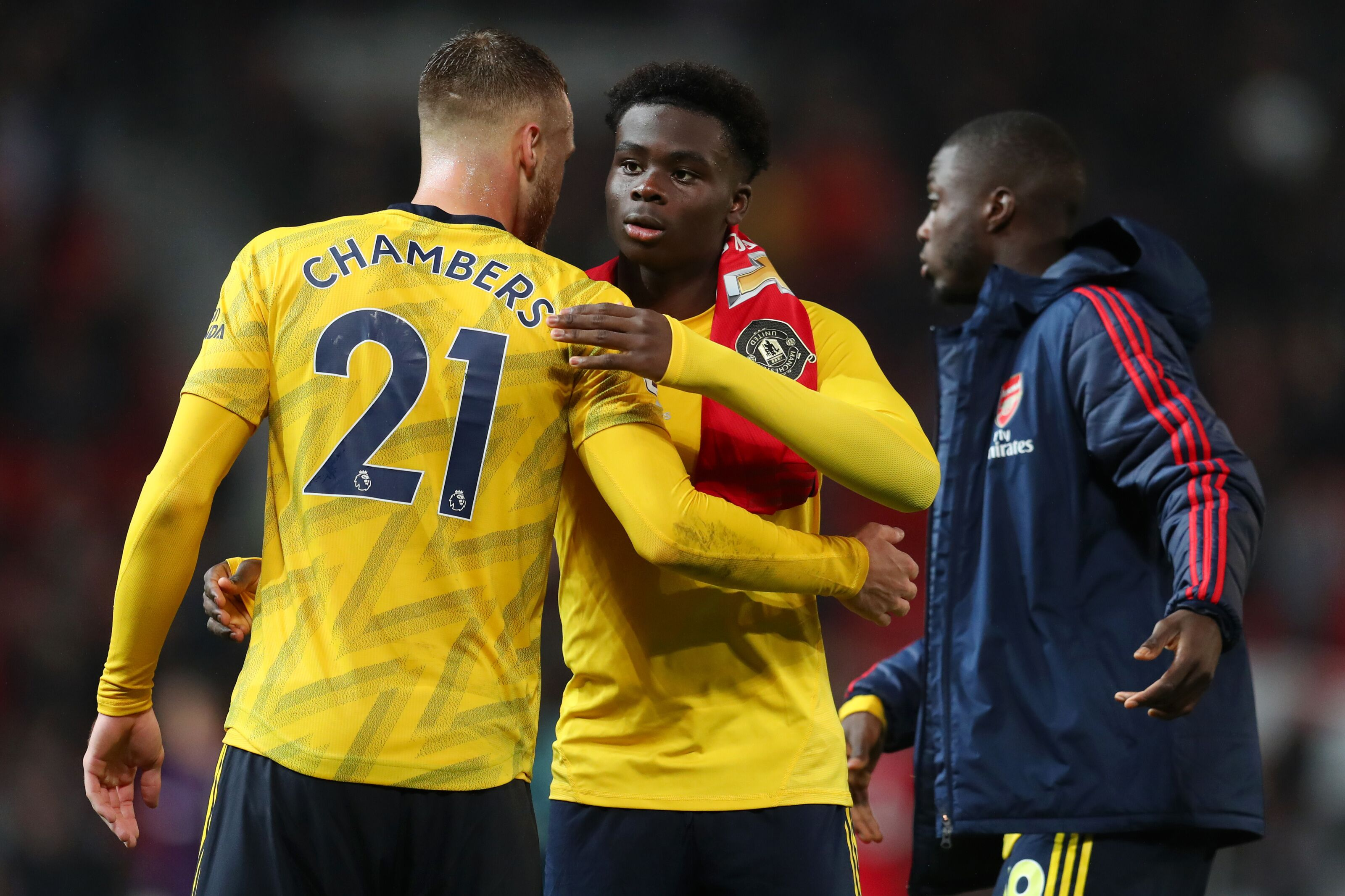 Arsenal: Youngsters can and should carry the hope of the club