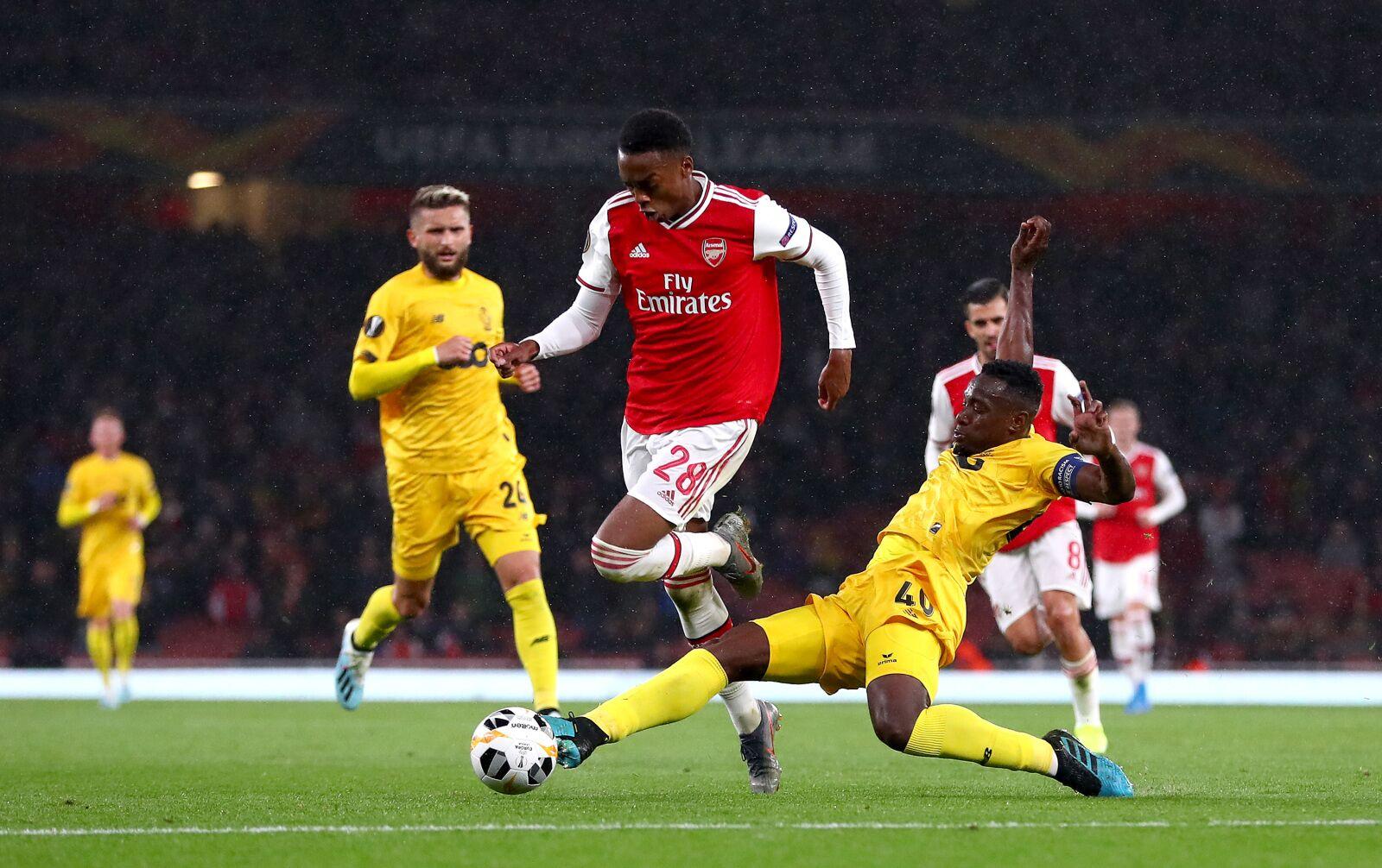 Arsenal: Joe Willock, the next Aaron Ramsey?