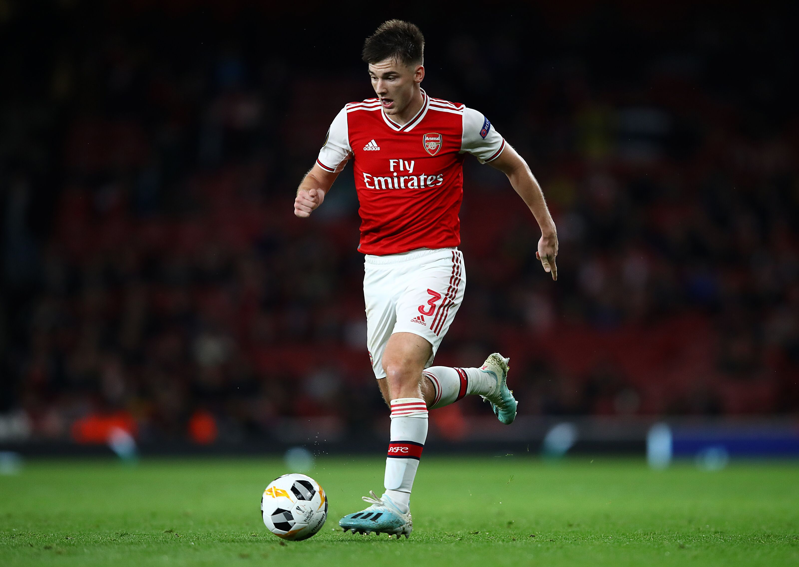 Arsenal: Kieran Tierney just another weapon waiting to be unleashed