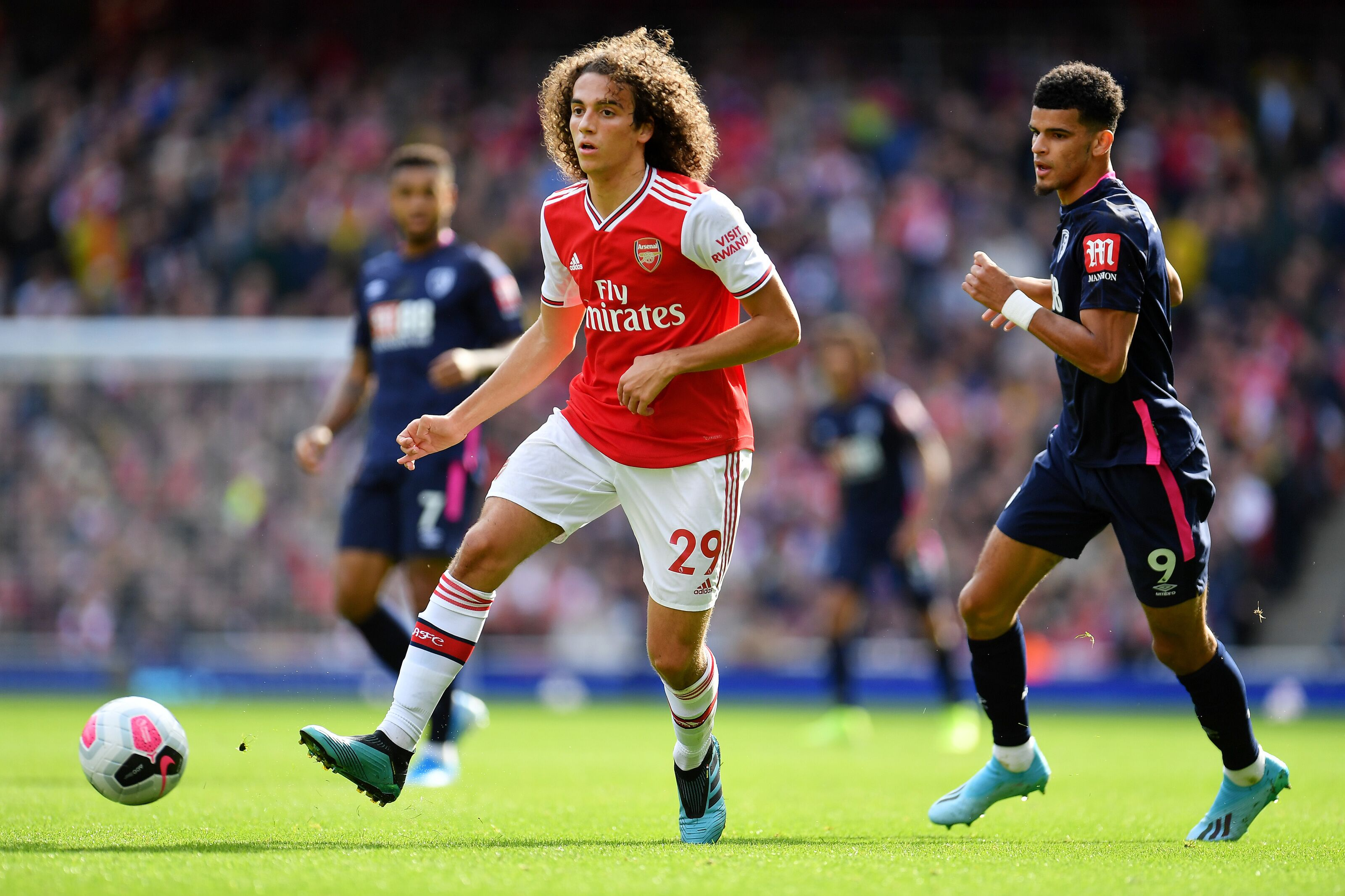 Arsenal: Matteo Guendouzi is back to being Matteo Guendouzi