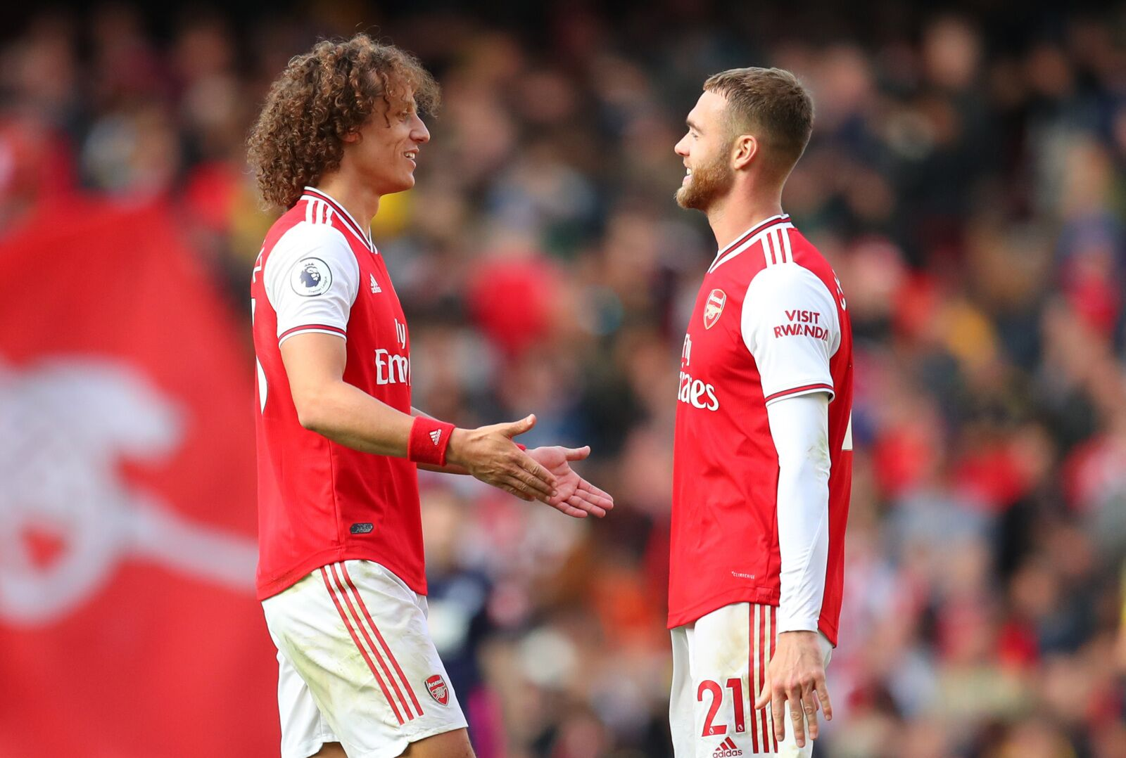 Arsenal Vs Bournemouth: What happens with Calum Chambers now?
