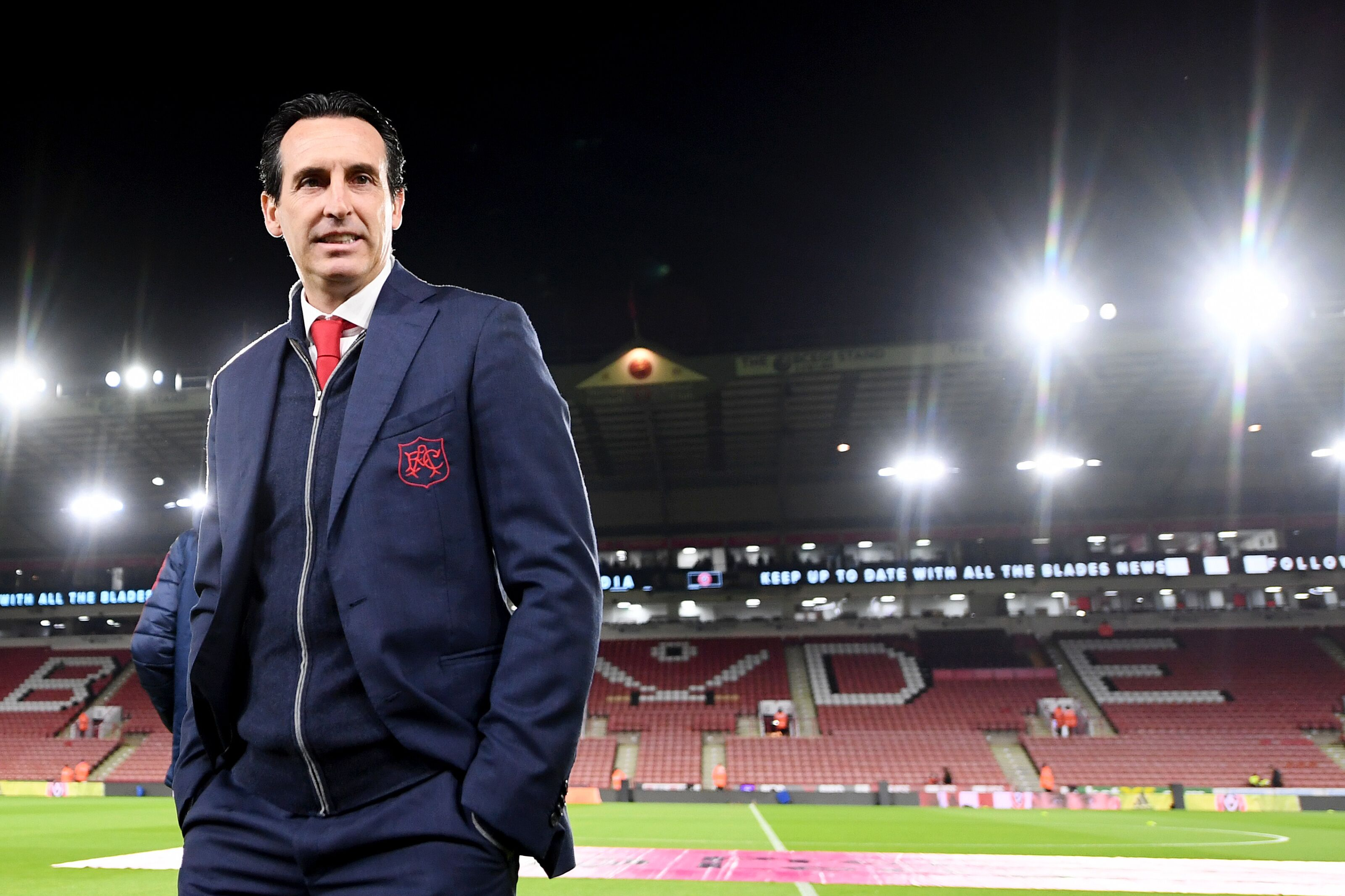 Arsenal and Unai Emery: Change is needed