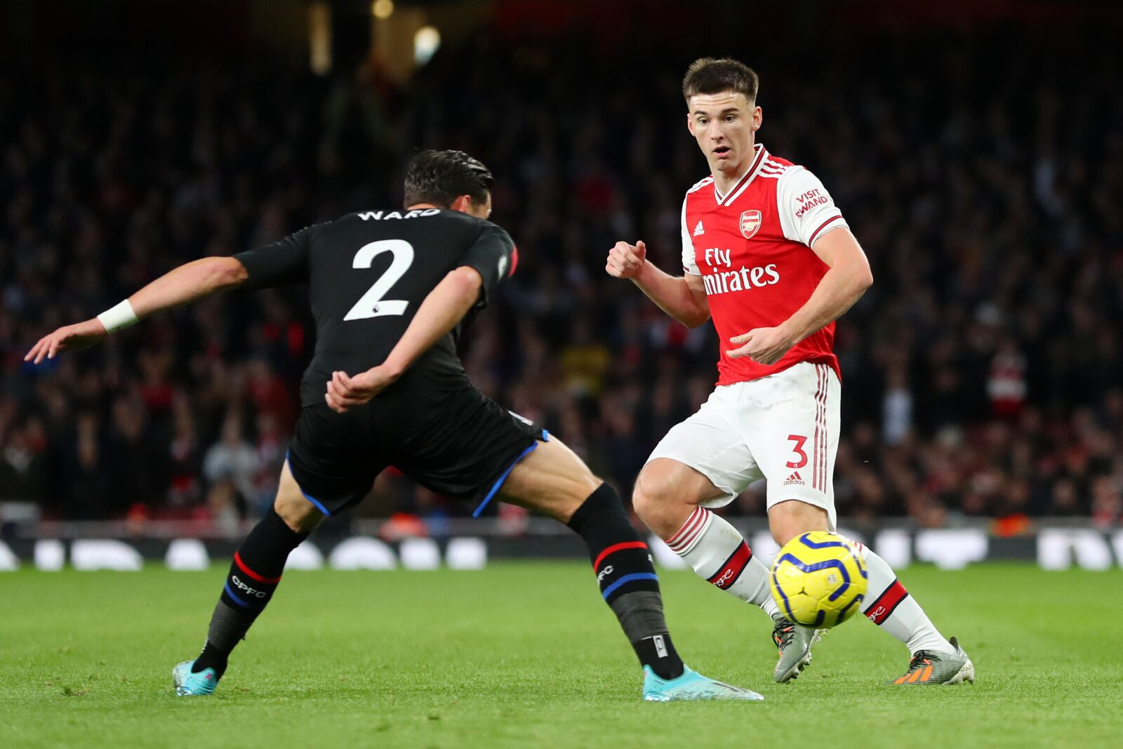 Arsenal: Kieran Tierney super friends not a coincidence