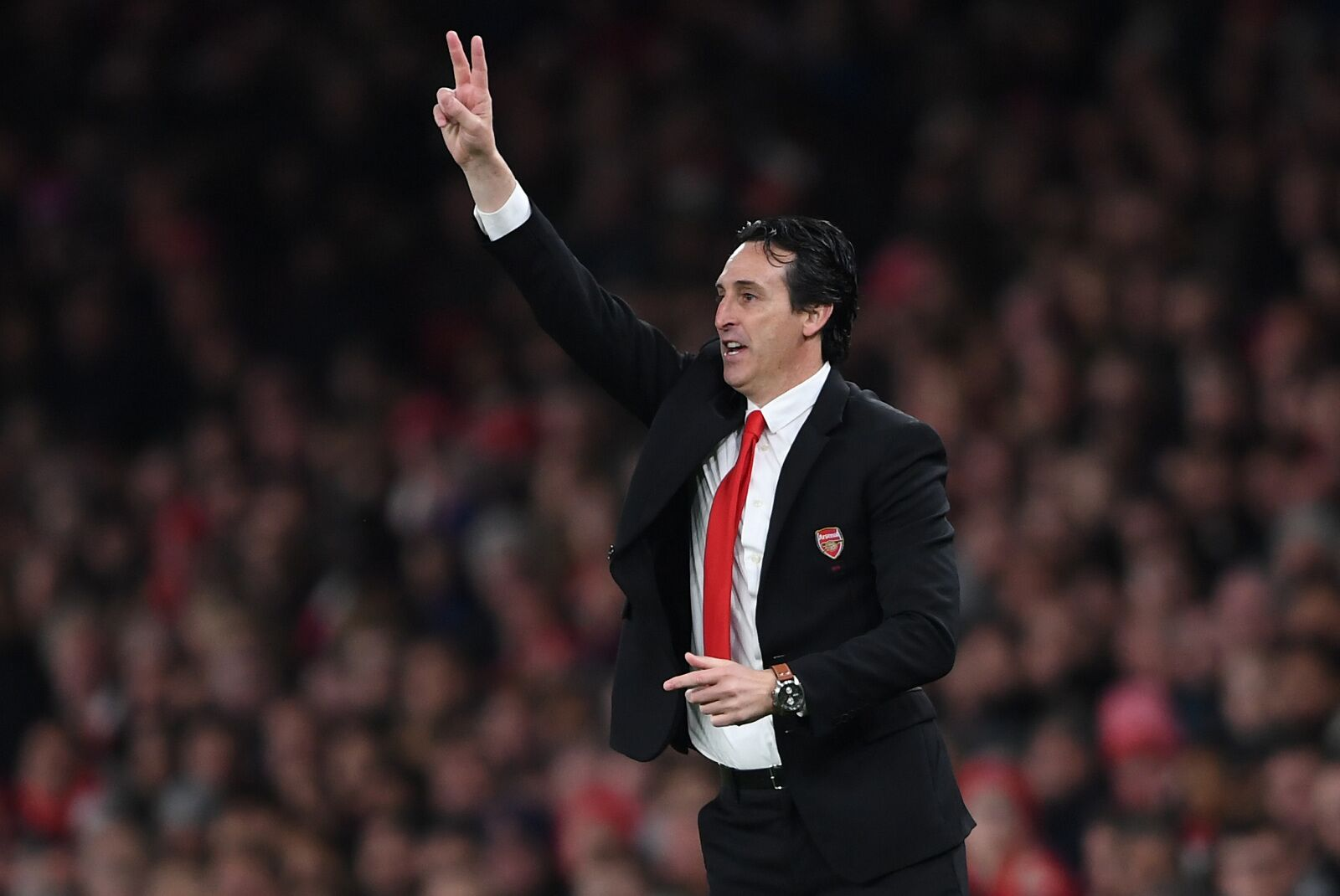 Arsenal: Nobody likes a whiner, but Unai Emery isn't wrong