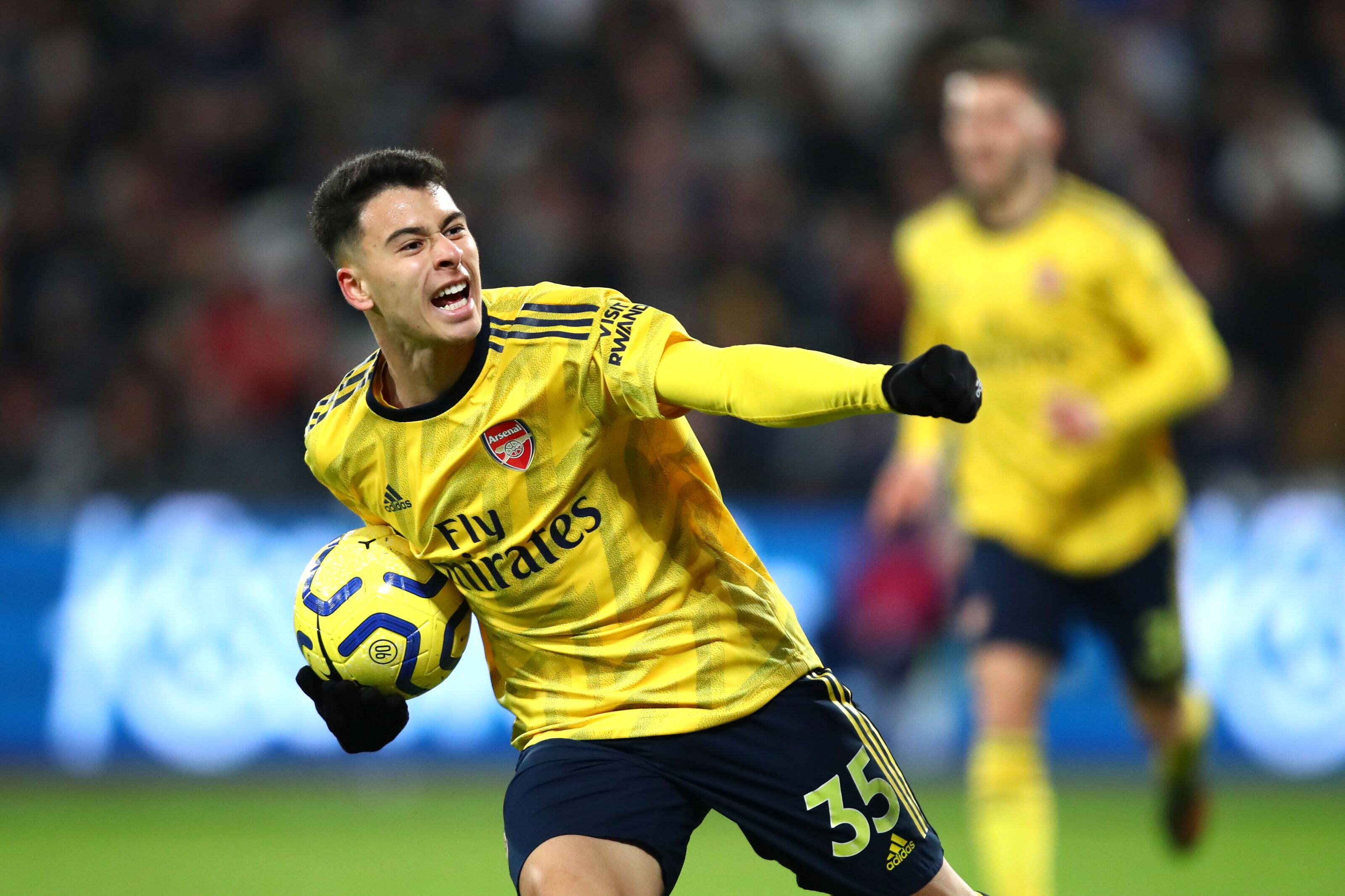 Arsenal: Now that Unai Emery's gone, can Gabriel Martinelli be a striker?
