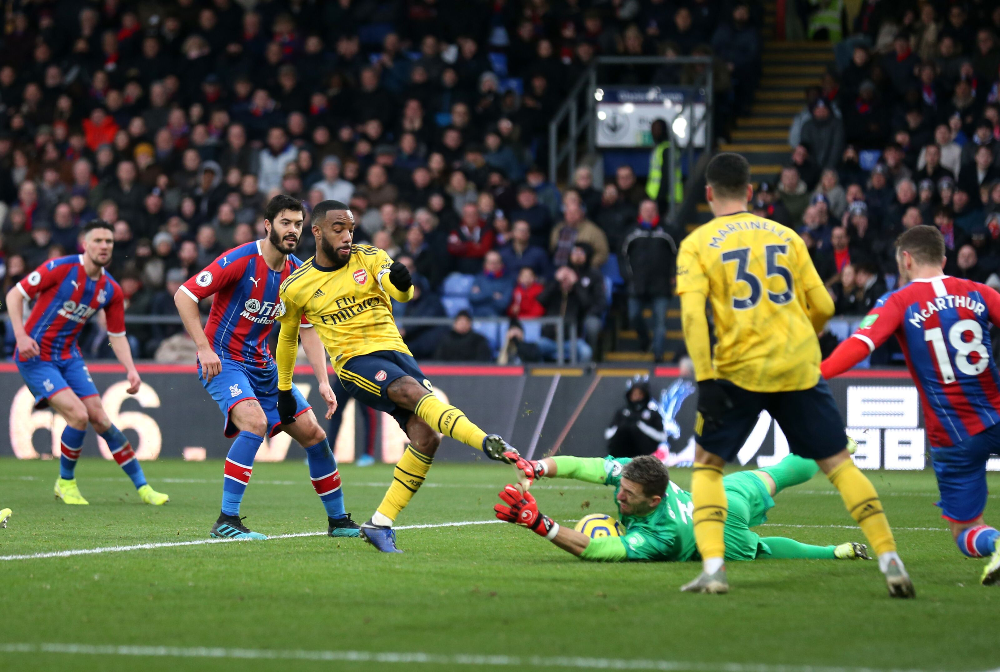 Arsenal: Mikel Arteta affirming what we all know about Alexandre Lacazette