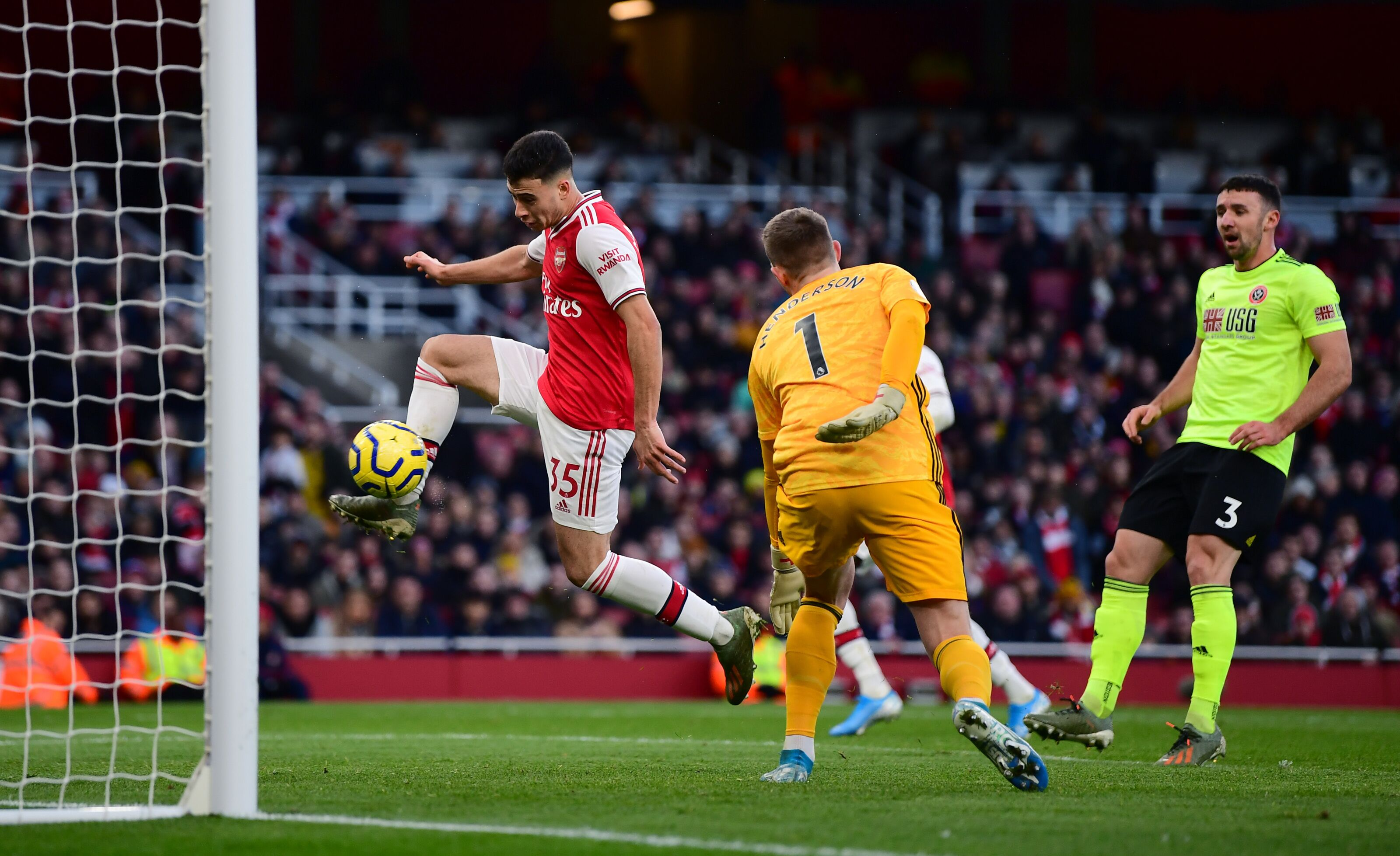 Arsenal: Gabriel Martinelli is missing only one thing
