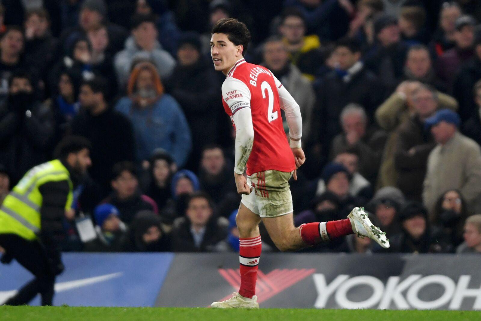 Arsenal: Captain Hector Bellerin everything we've dreamed of