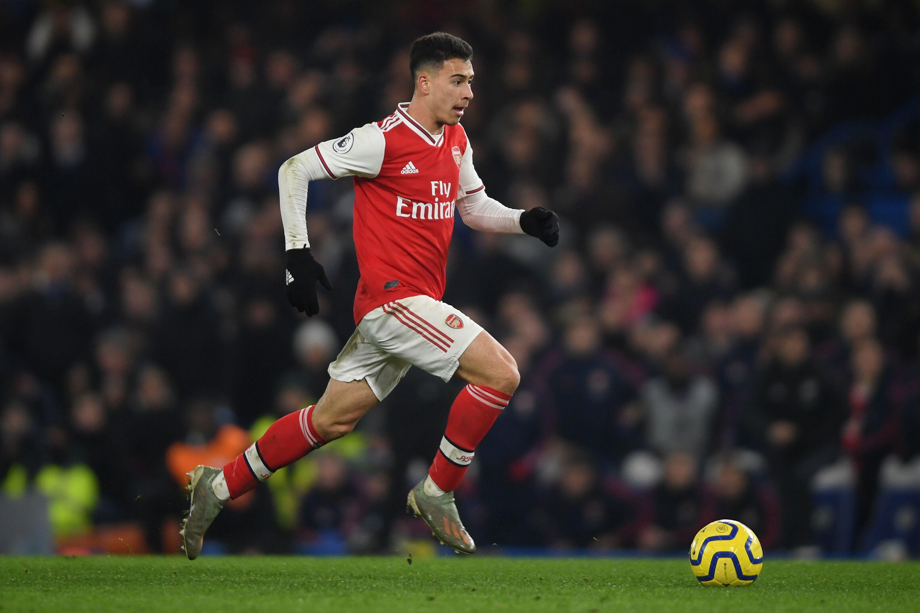 Arsenal: Gabriel Martinelli has to start, right?