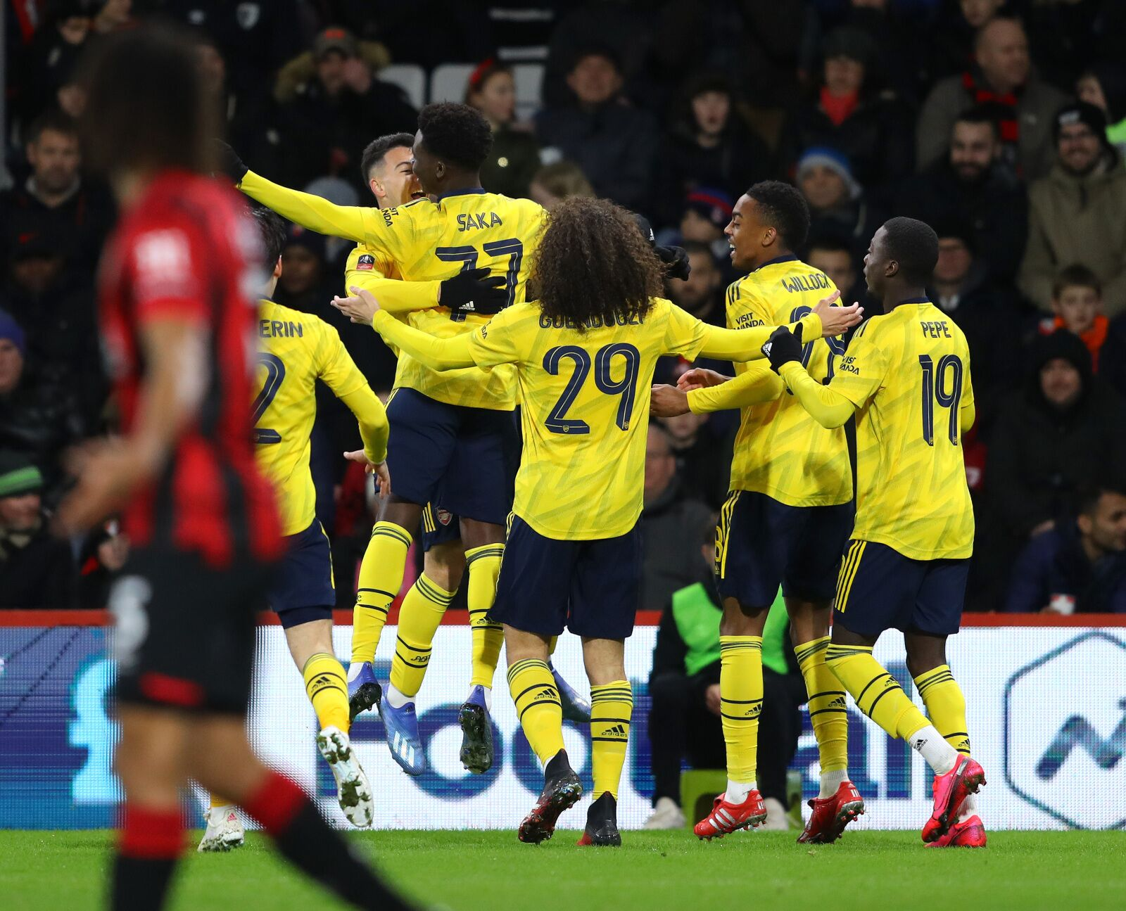 Arsenal: The greatest crop of young players?