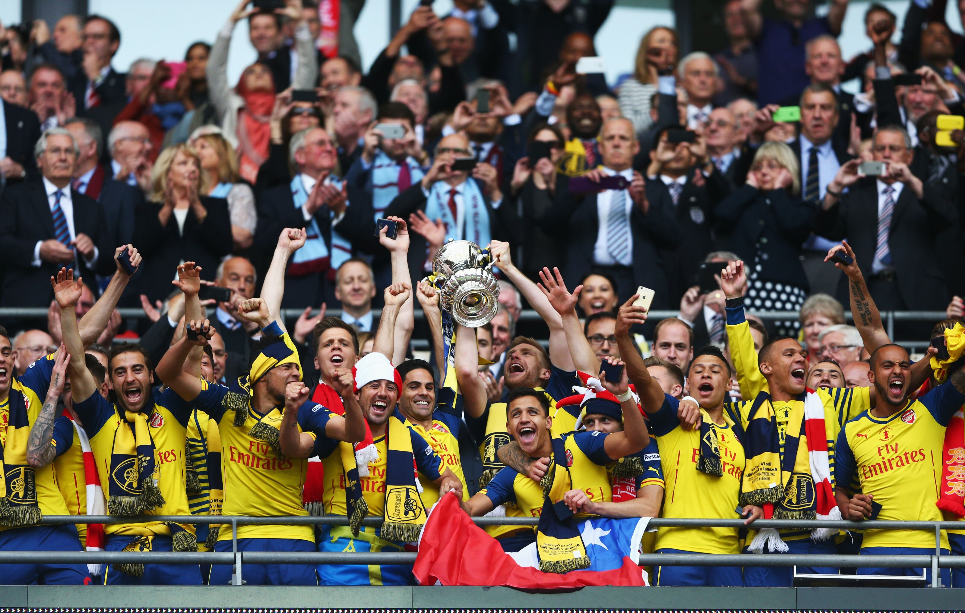 Arsenal and Mikel Arteta: Why not win the FA Cup?