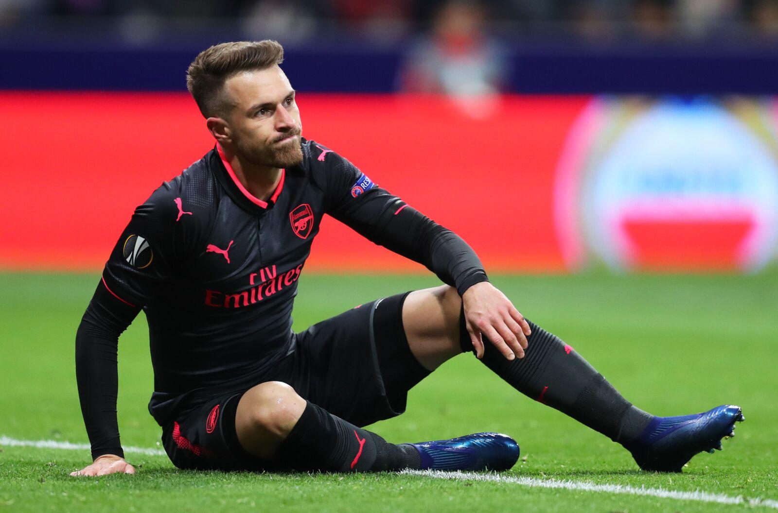 Arsenal: Has Aaron Ramsey already left?