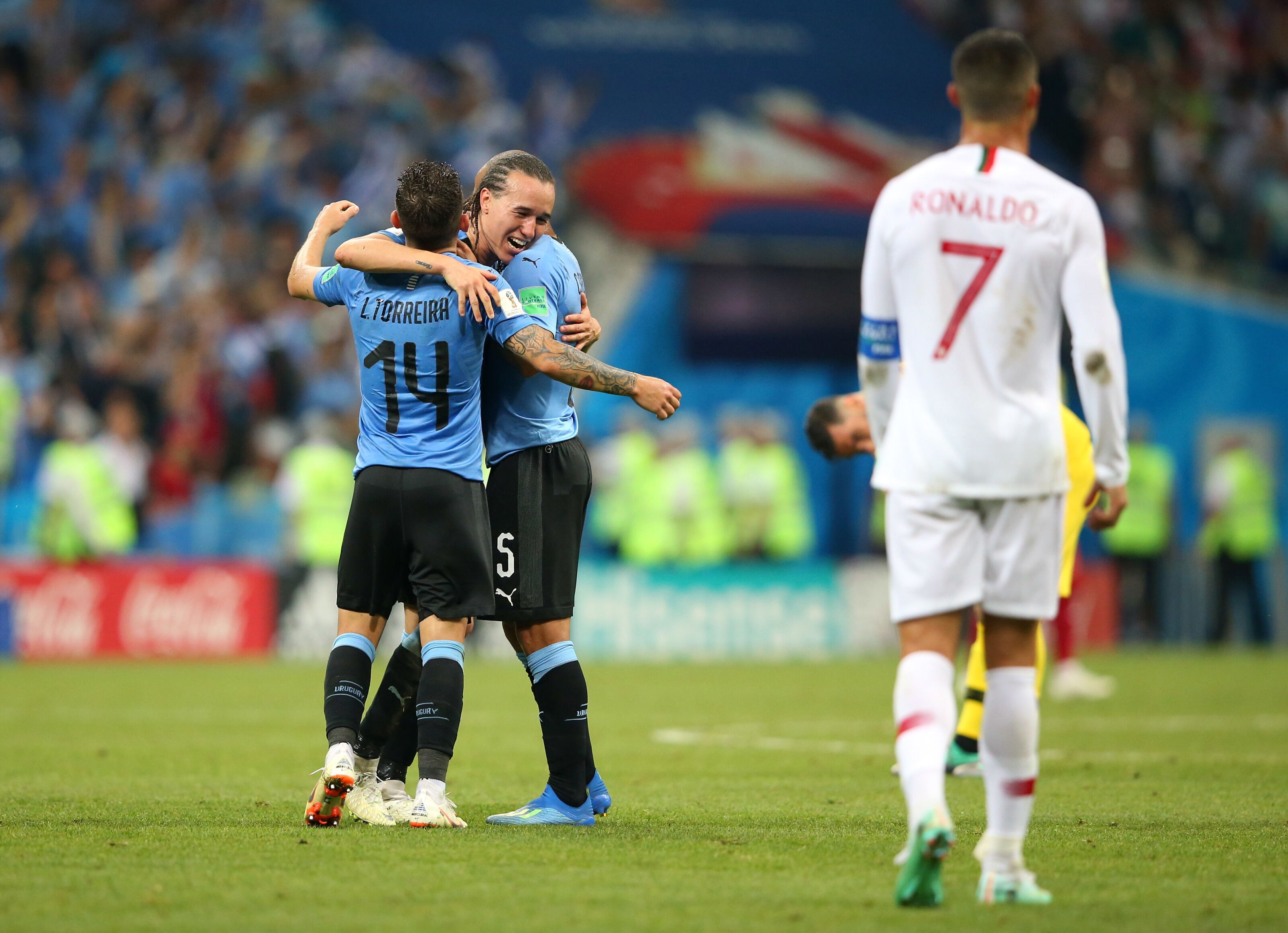 5cfb900ce Arsenal World Cup update  Lucas Torreira showed everything he needed to
