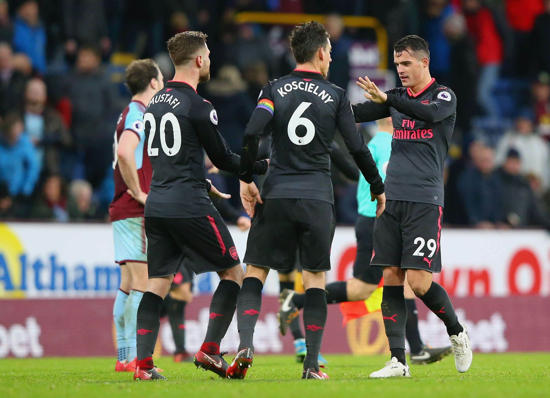 Burnley Arsenal