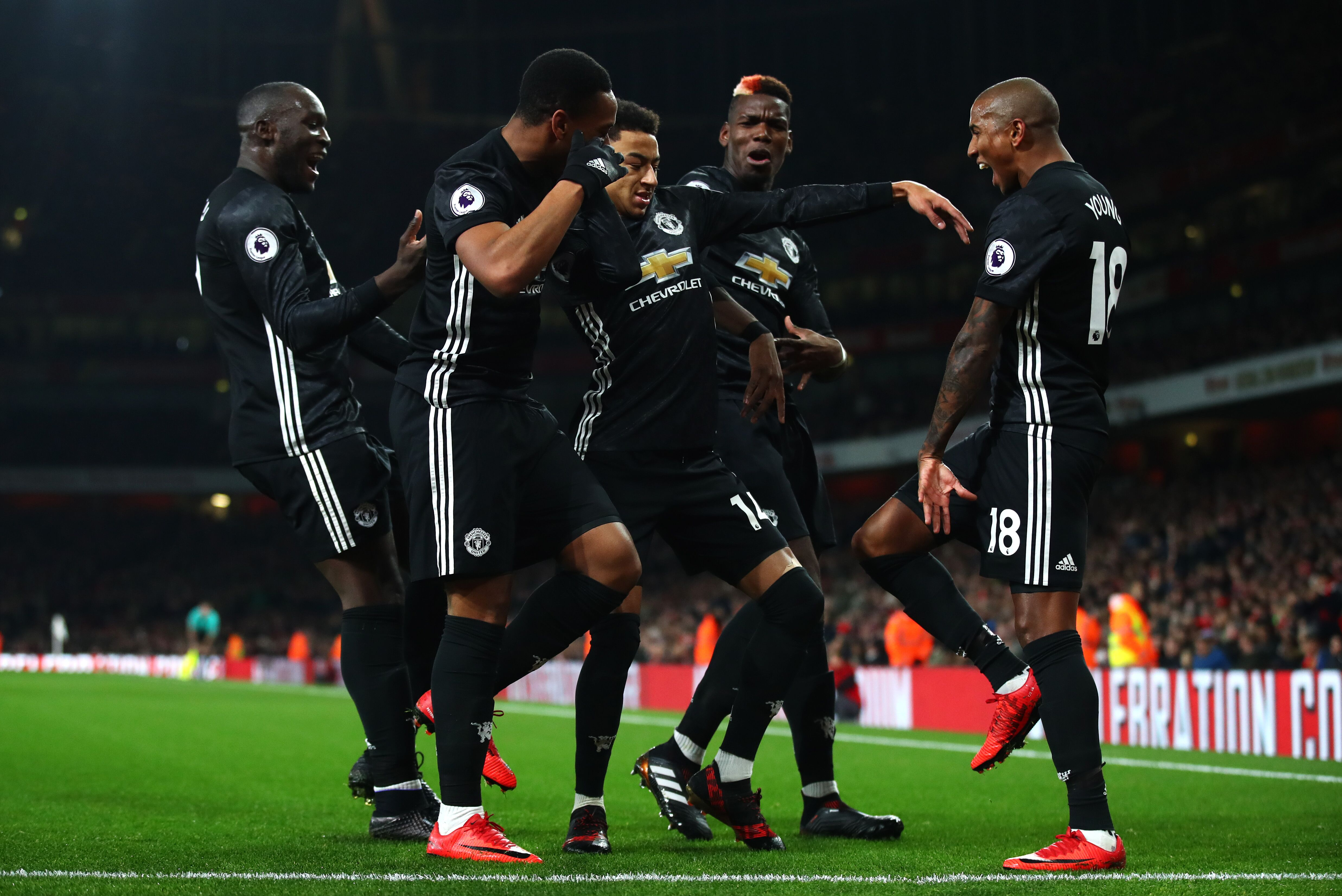Arsenal Vs Manchester United: Highlights And Analysis From