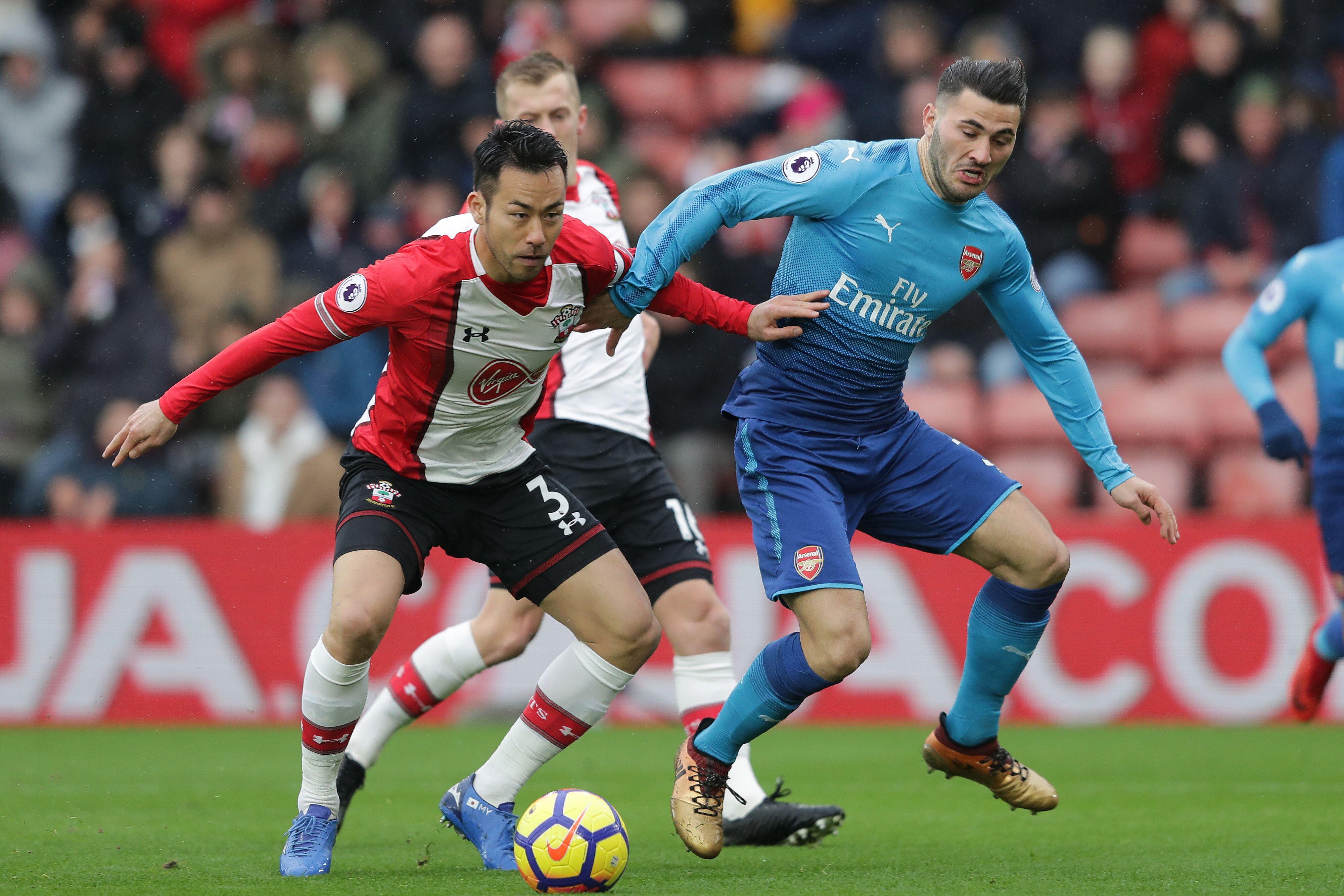 Arsenal vs Southampton player ratings: Save us, Olivier ...
