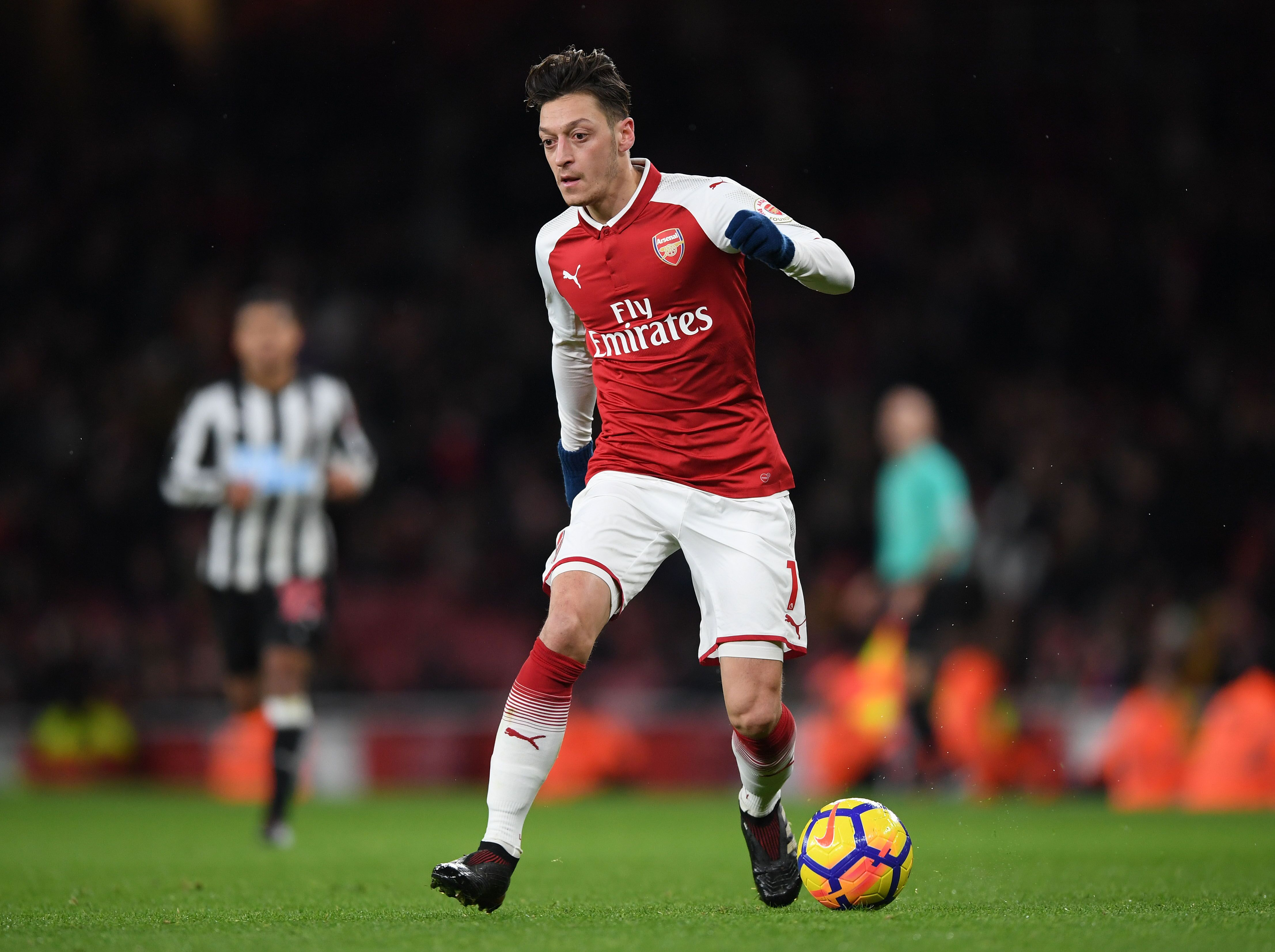 Arsenal: There's only one winner in the Mesut Ozil/Alexis ...