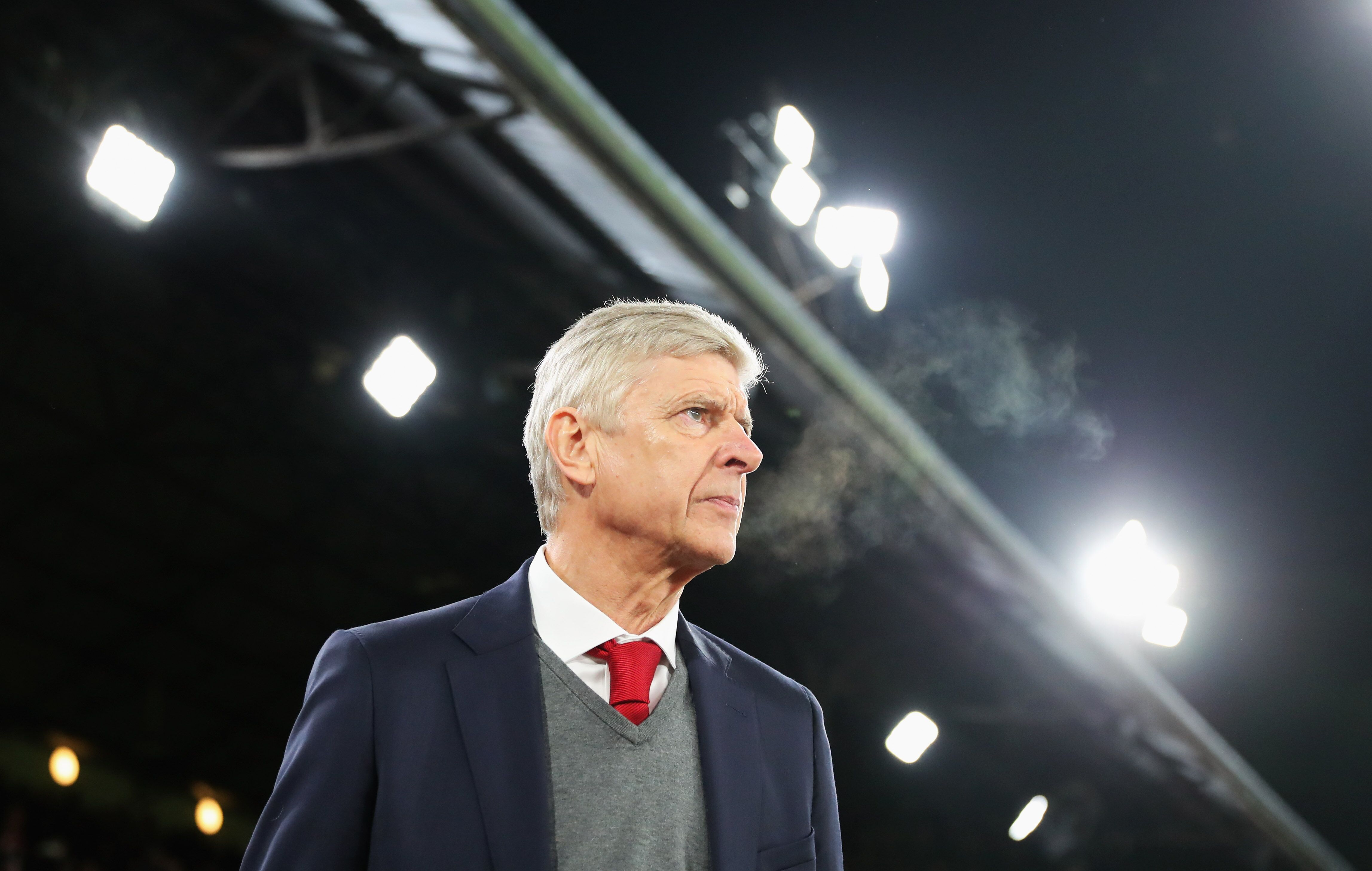Arsenal: Why a 4-3-1-2 formation could be the way forward