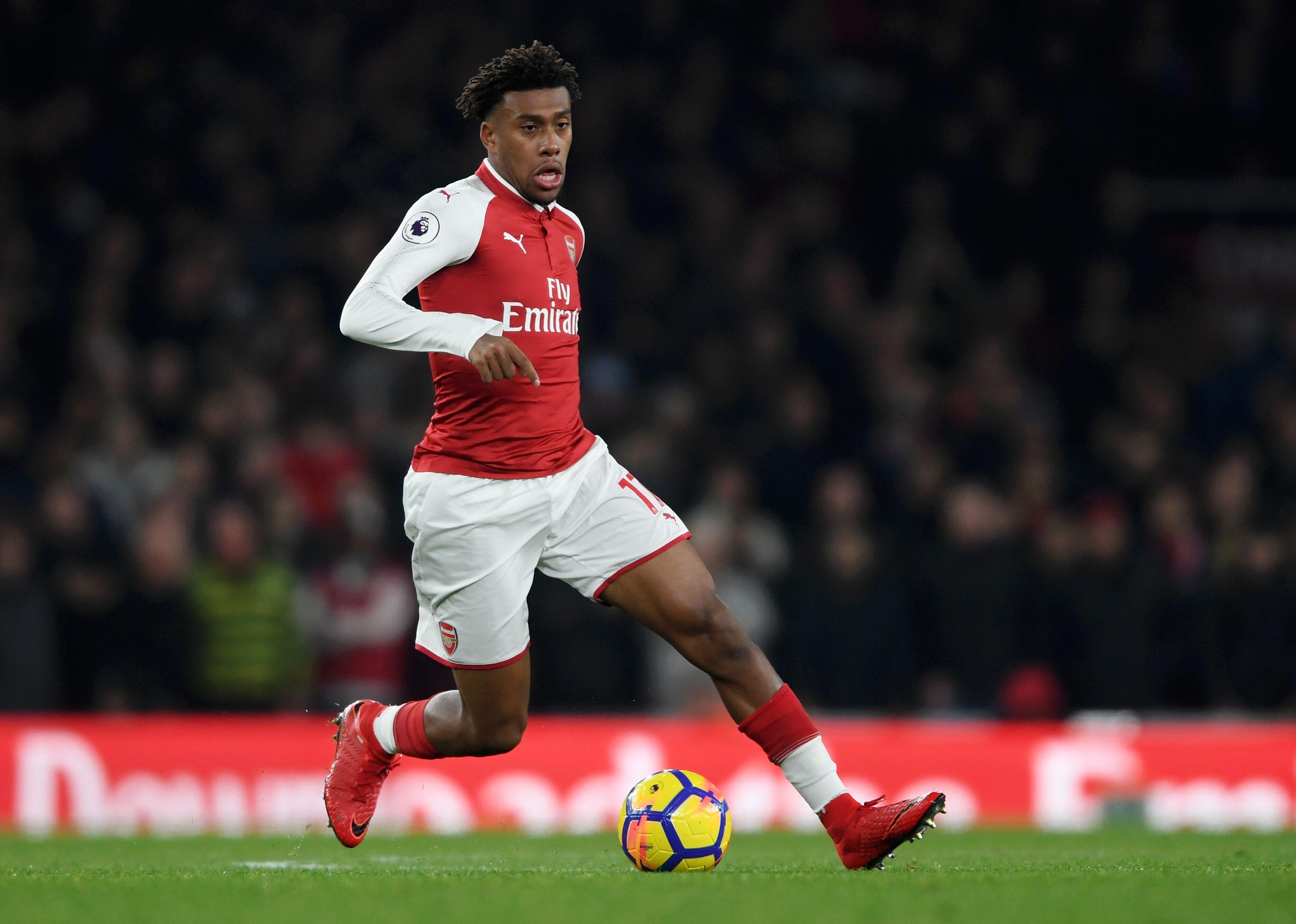 Arsenal: Alex Iwobi's career can be built on Henrikh ...