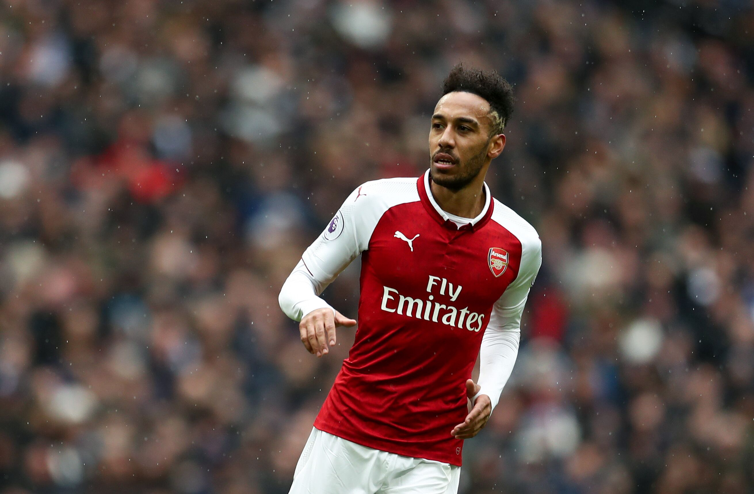 arsenal pierreemerick aubameyang is nowhere near the
