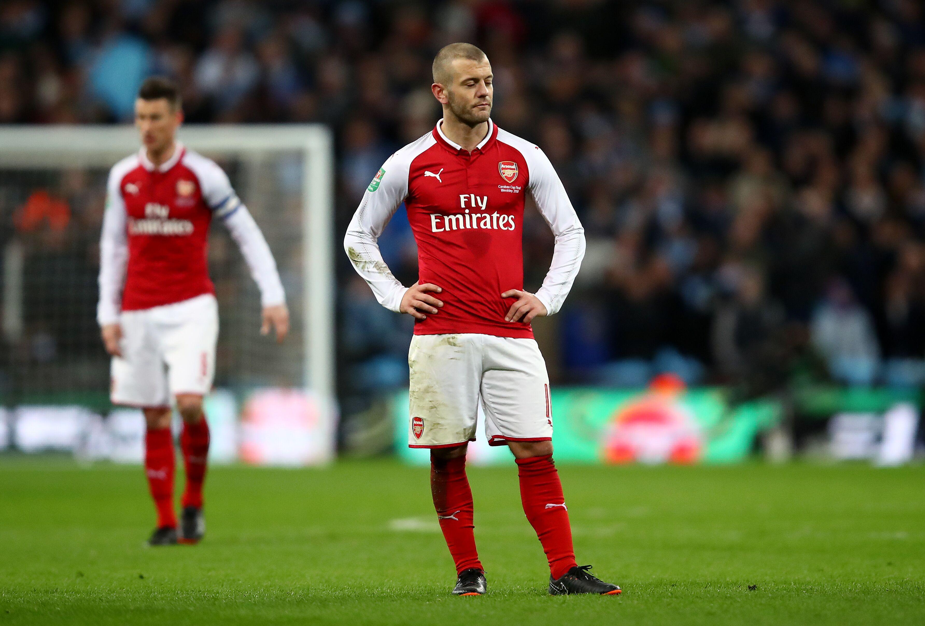 Jack Wilshere ataka uhakika wa namba ili abaki Arsenal
