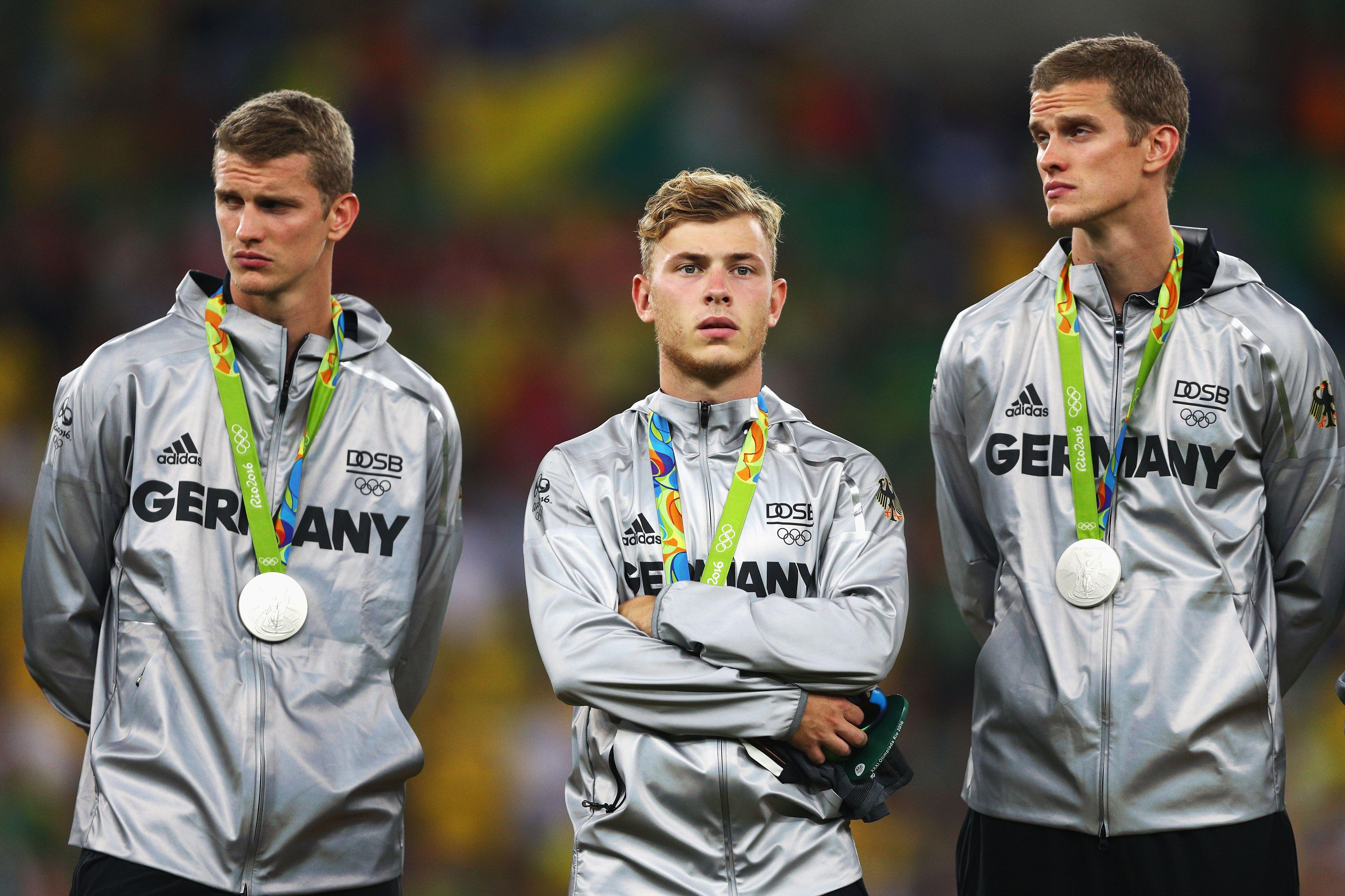Max Meyer Olympics