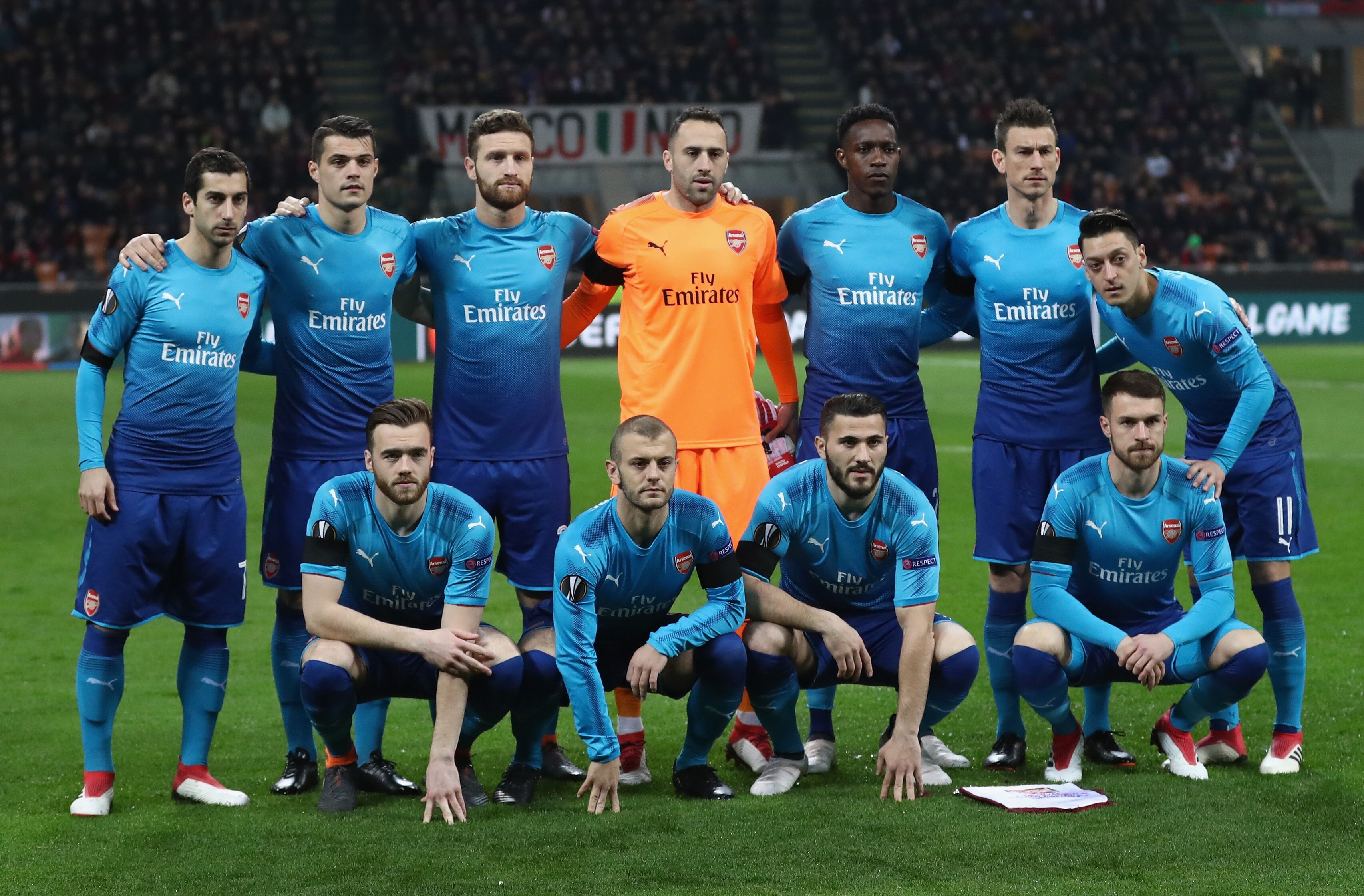 Arsenal vs ac milan 3 key gunners to watch for Milan news mobile