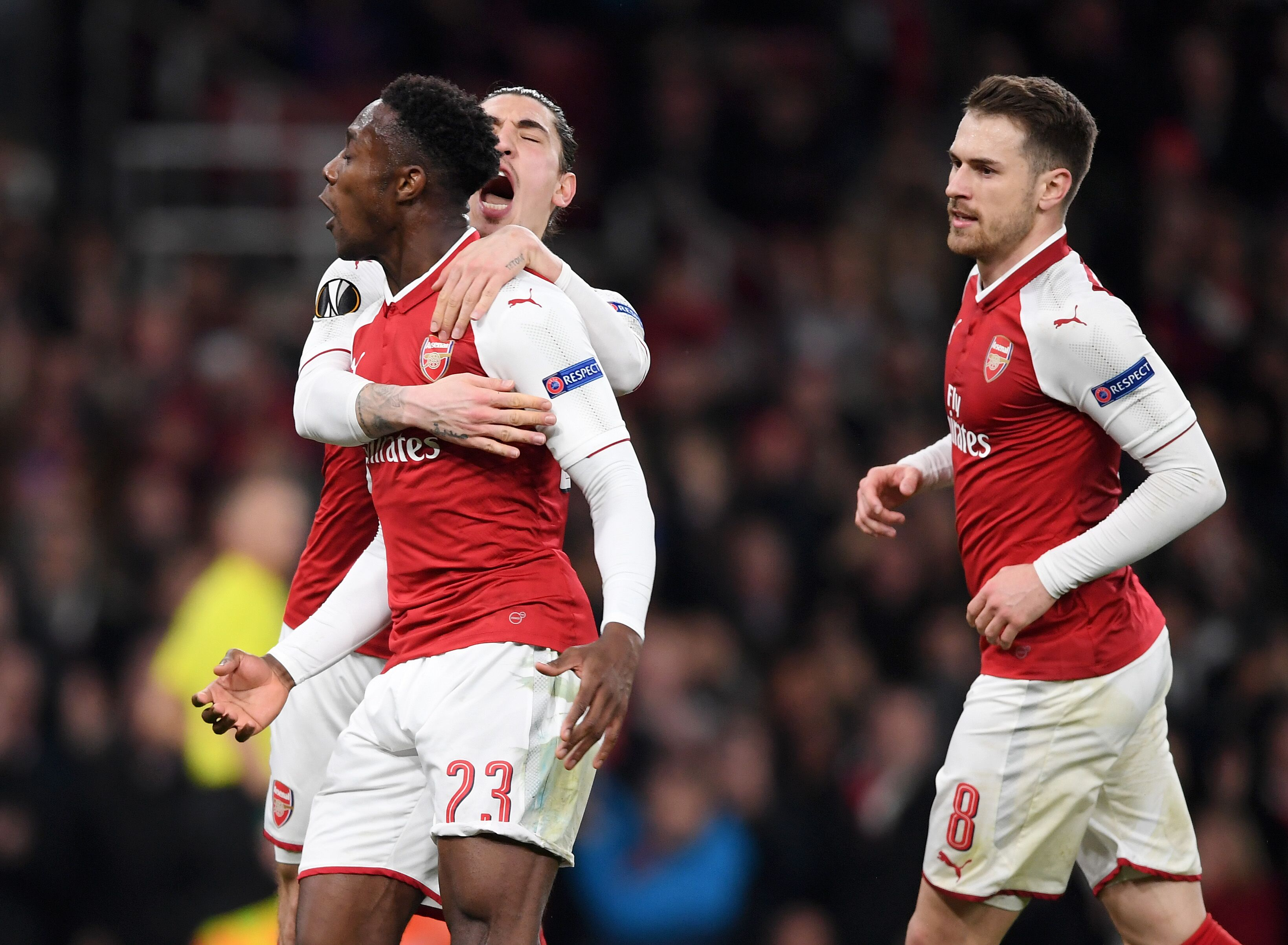 Uefa Europa Picture: Arsenal: Europa League Draw Offers Growing Potential