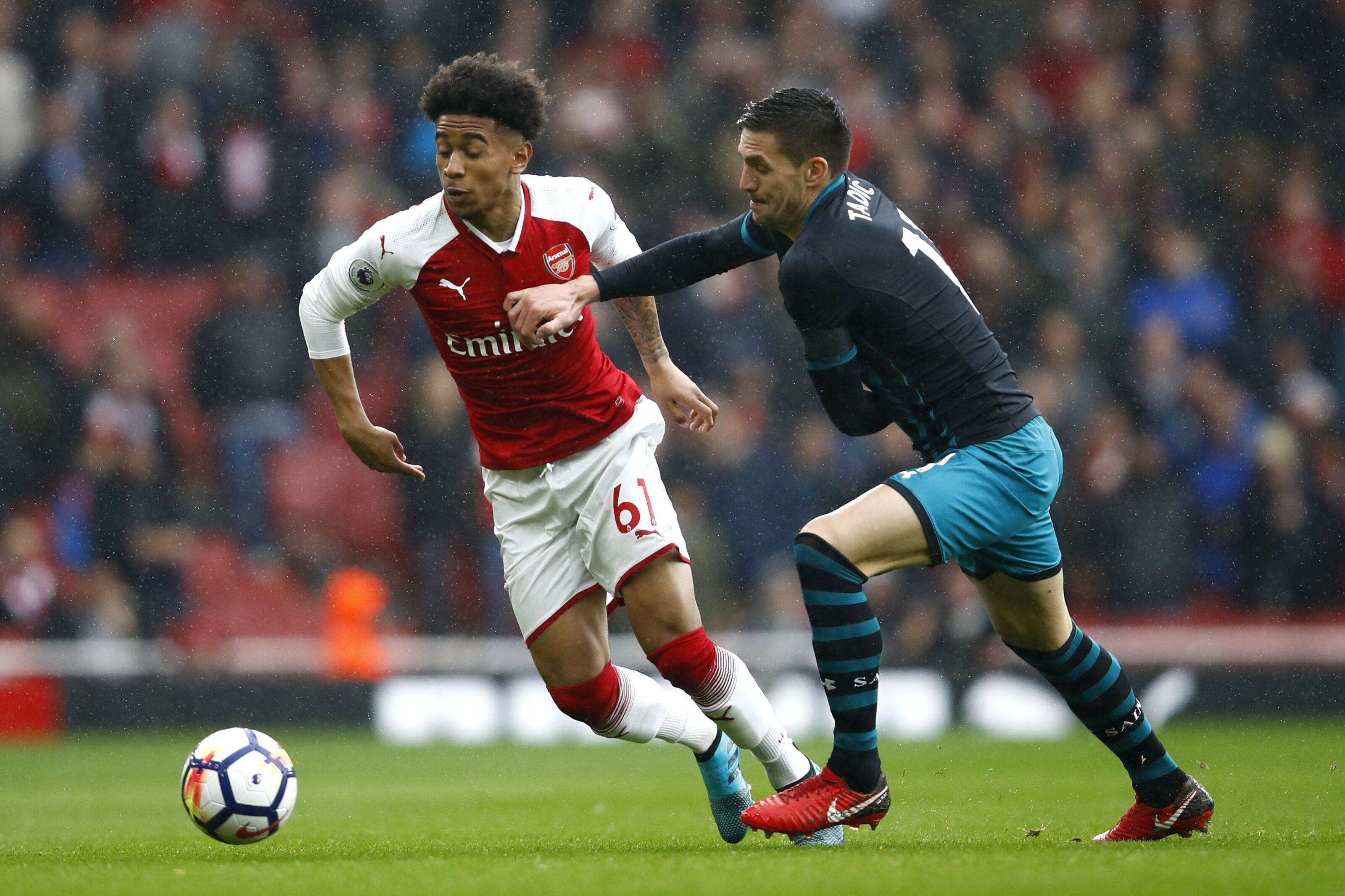 Arsenal Vs Southampton: Patience and practice key for ...