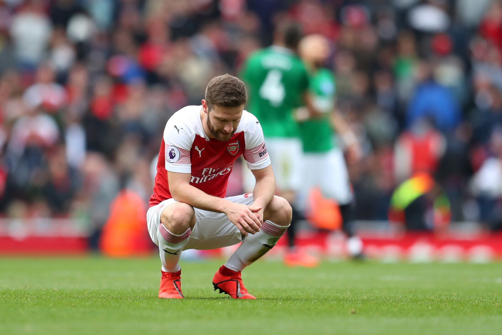 Arsenal: It's high time to stand up for Shkodran Mustafi