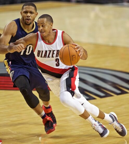 Blazers Roster 2015: New Orleans Pelicans Awards: Pelicans Fall To Blazers