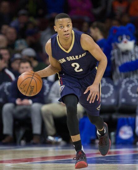 New Orleans Pelicans Pixels: Tim Frazier Is Ken Masters