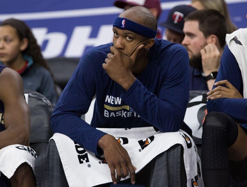 New Orleans Pelicans Season Outlook Dante Cunningham