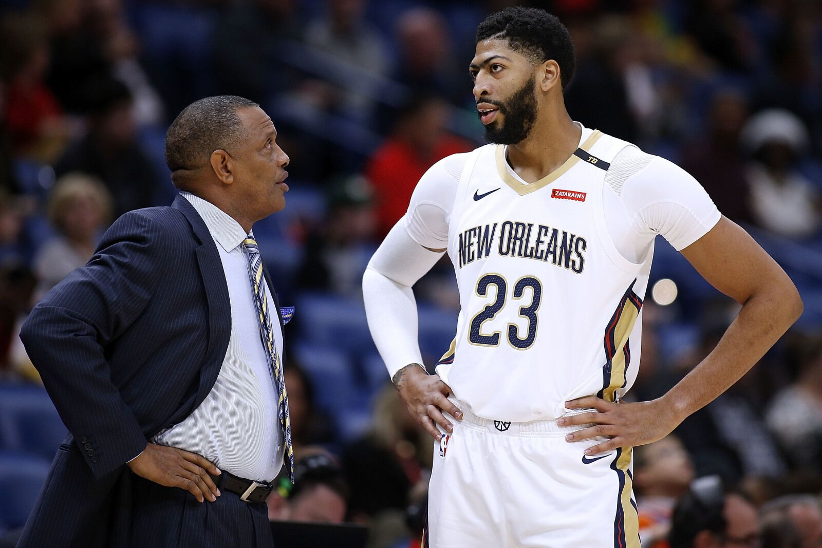 A deep look at Pelicans' cap situation and how Anthony Davis factors in