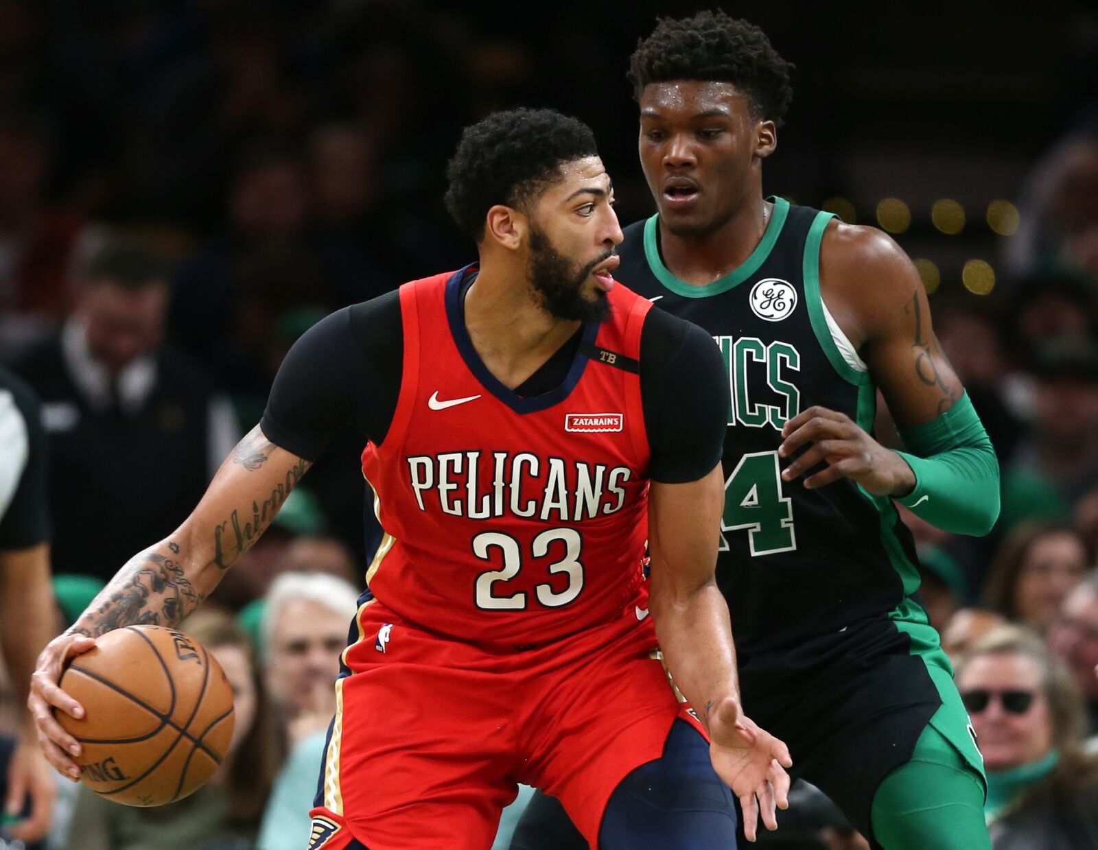 Pelicans Rumors  Anthony Davis confirms list 551023d00