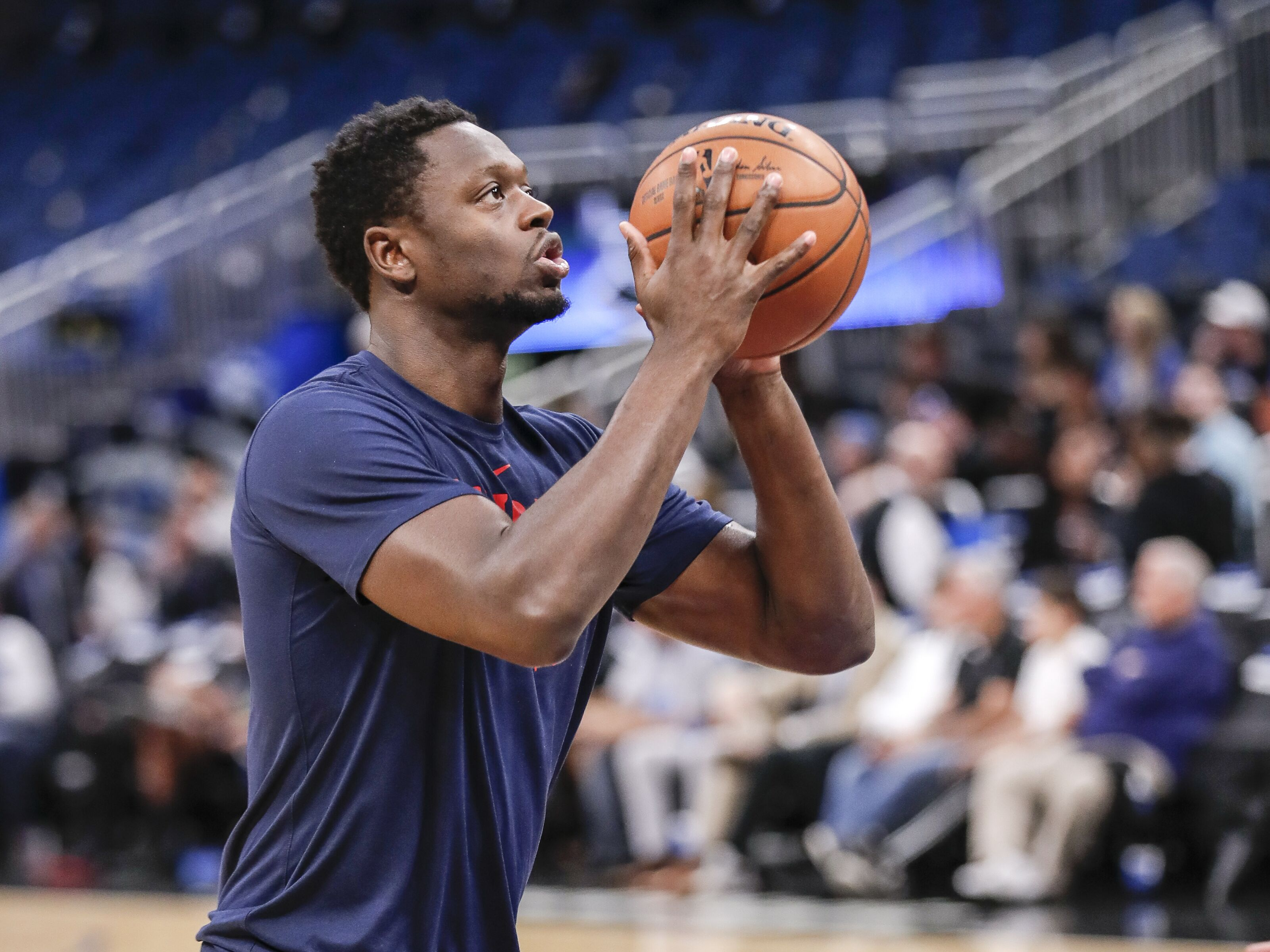 If Julius Randle opts out, should the Pelicans bring him back?