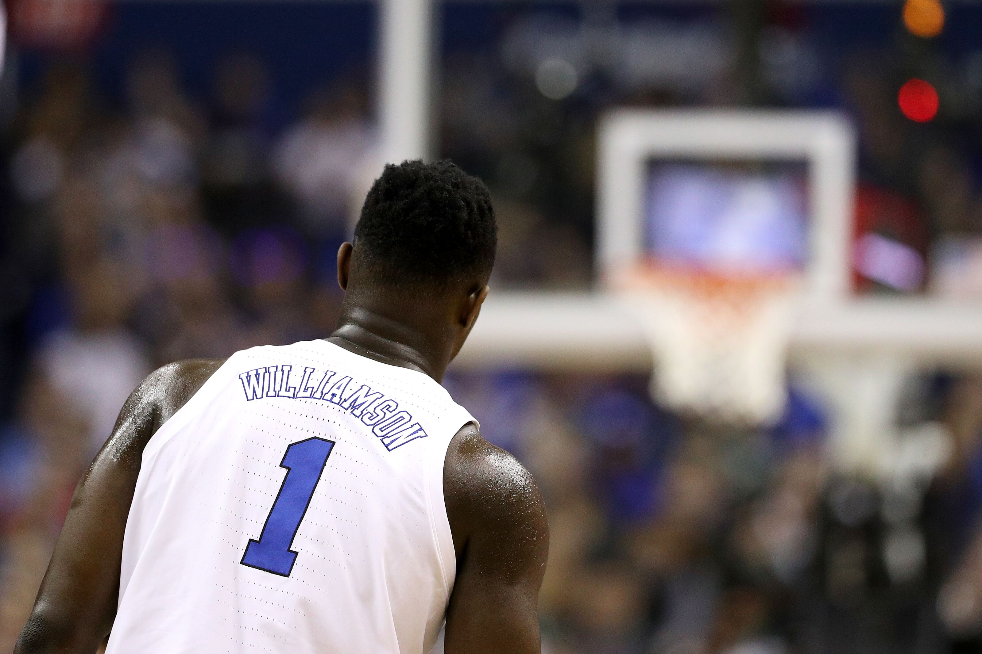 Comparing Zion Williamson to others who played Team USA
