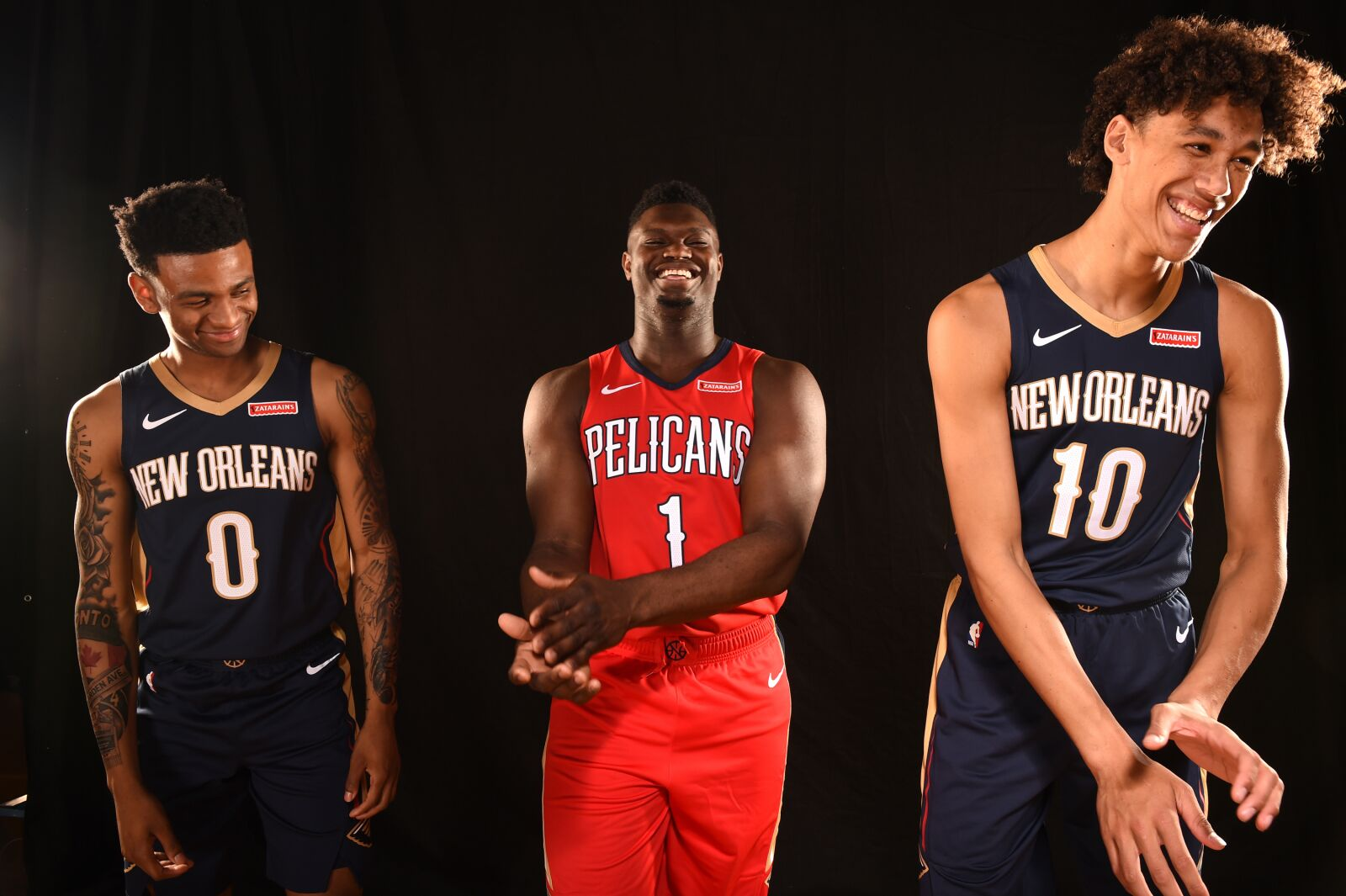 New Orleans and its Rising Sons: A New Era of Pelicans Basketball Dawns