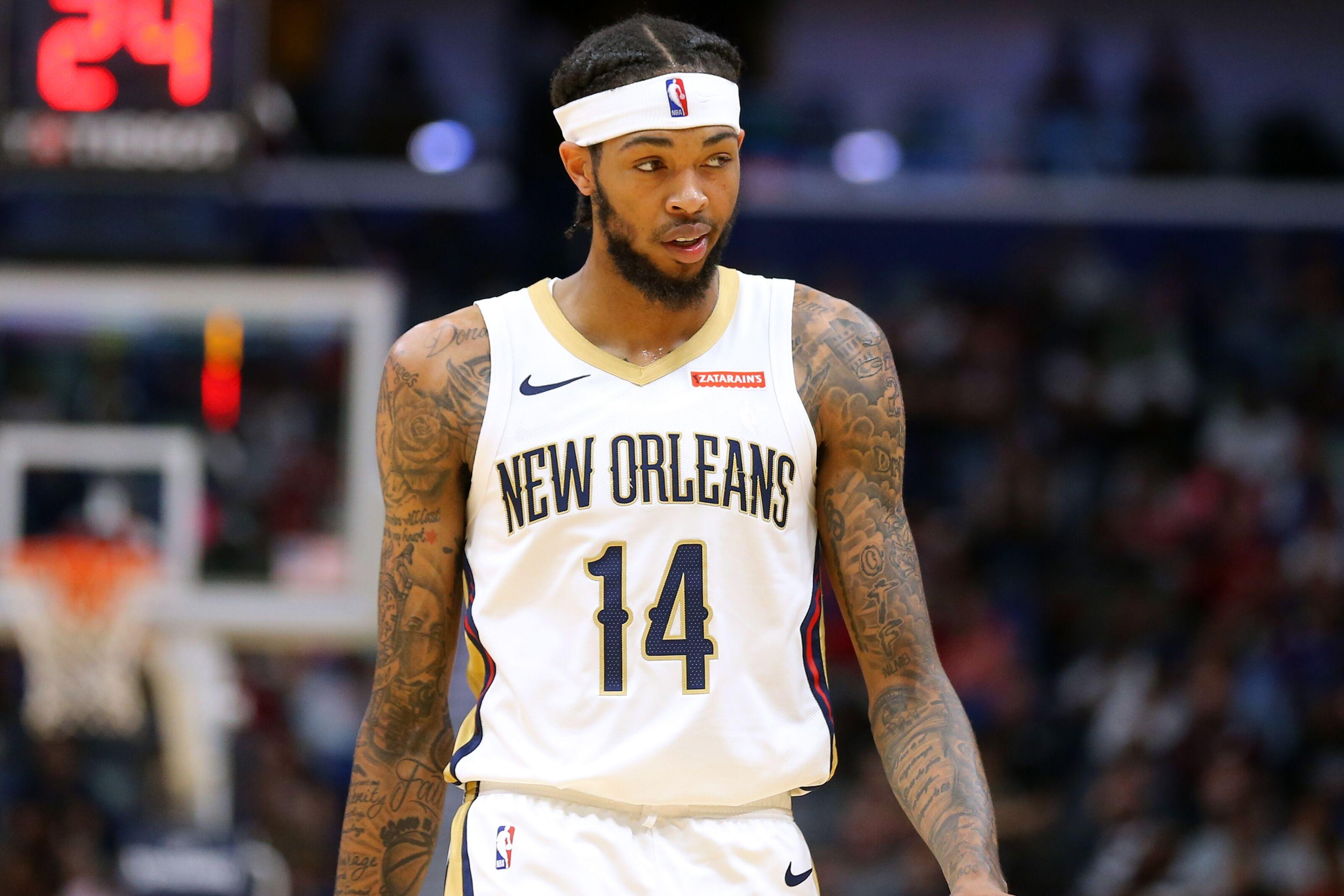 Resultado de imagen para Brandon Ingram, Pelicans de Nueva Orleans