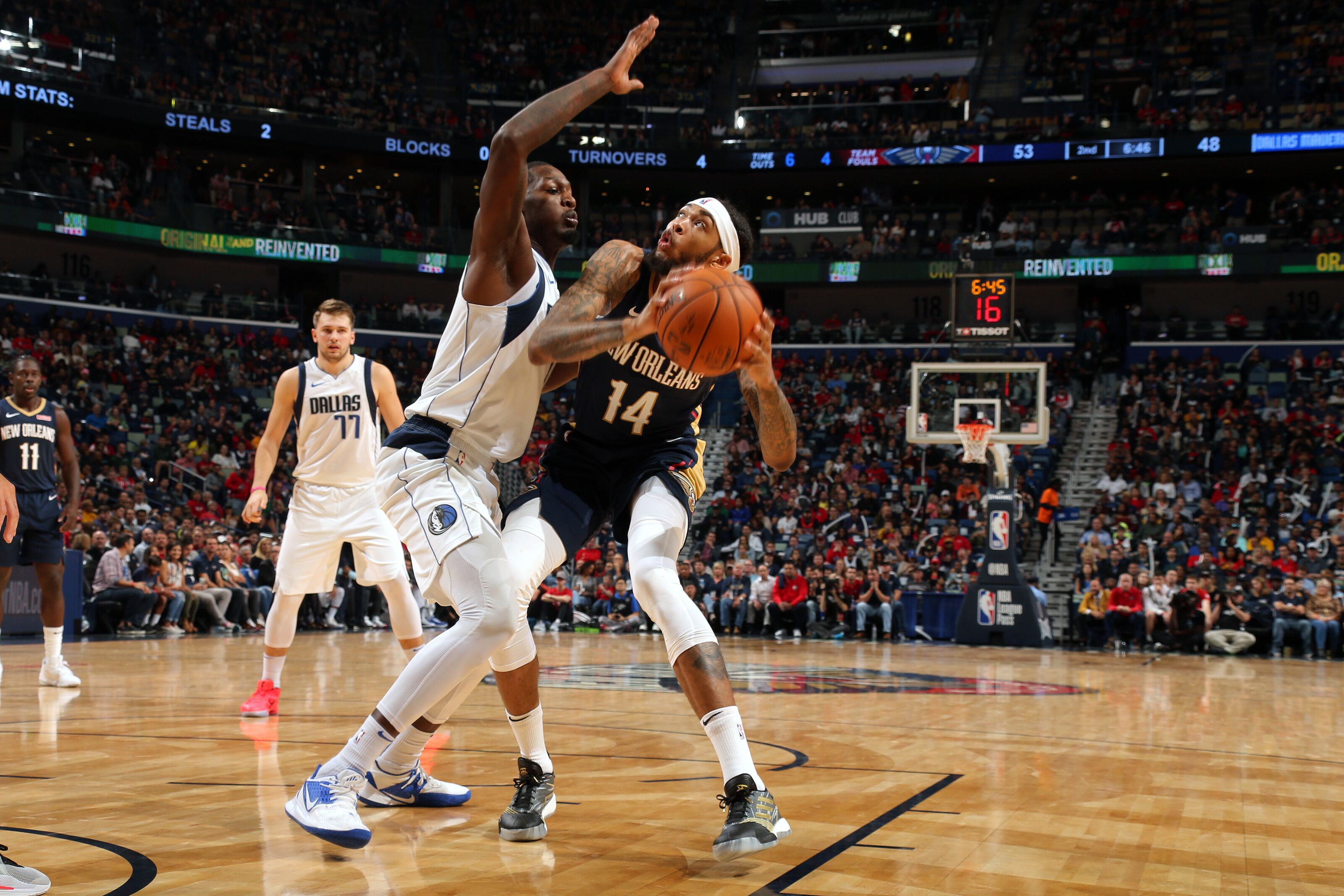 New Orleans Pelicans prepped to host Paul George, Clippers