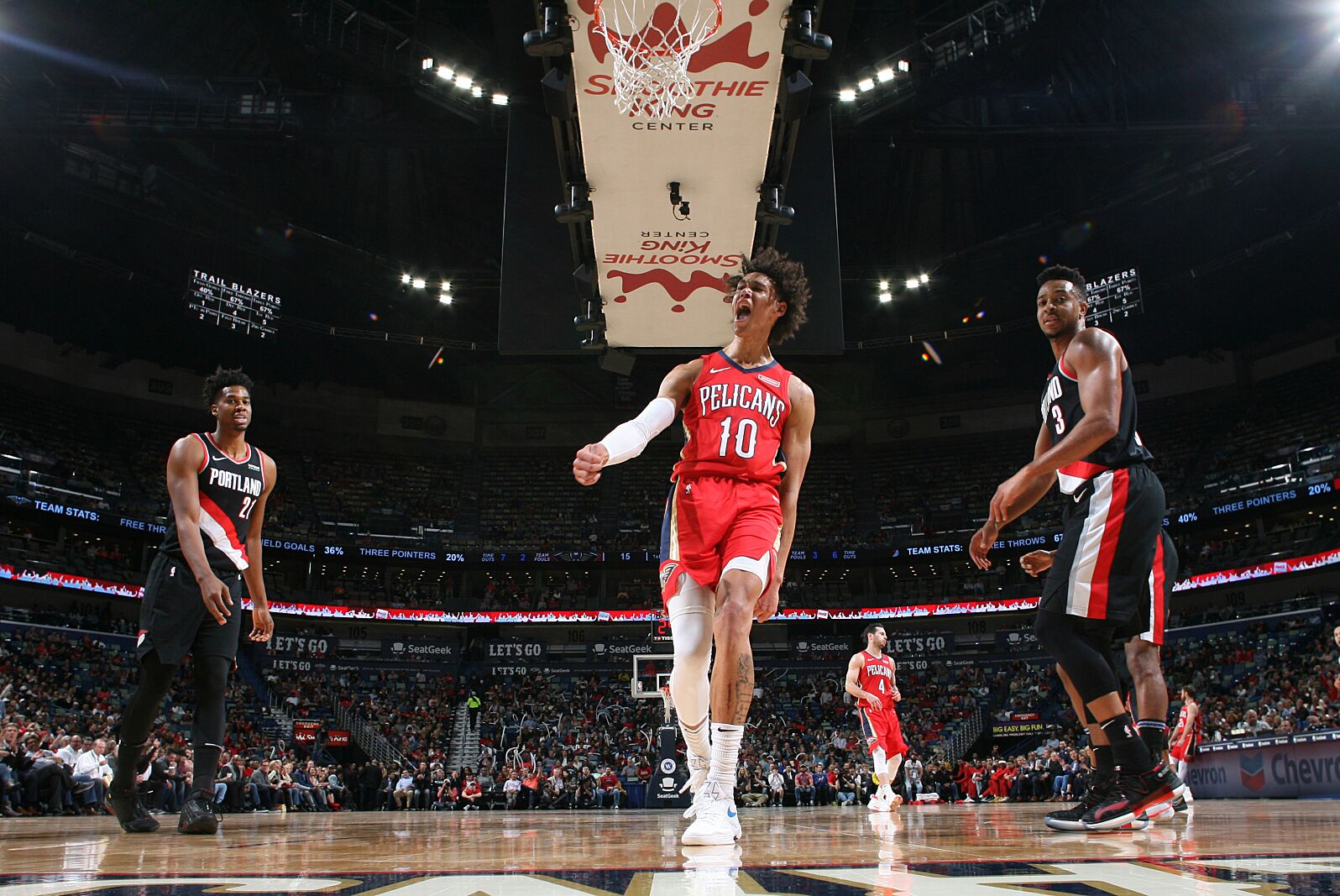 5 takeaways from the Pelicans convincing victory over Portland