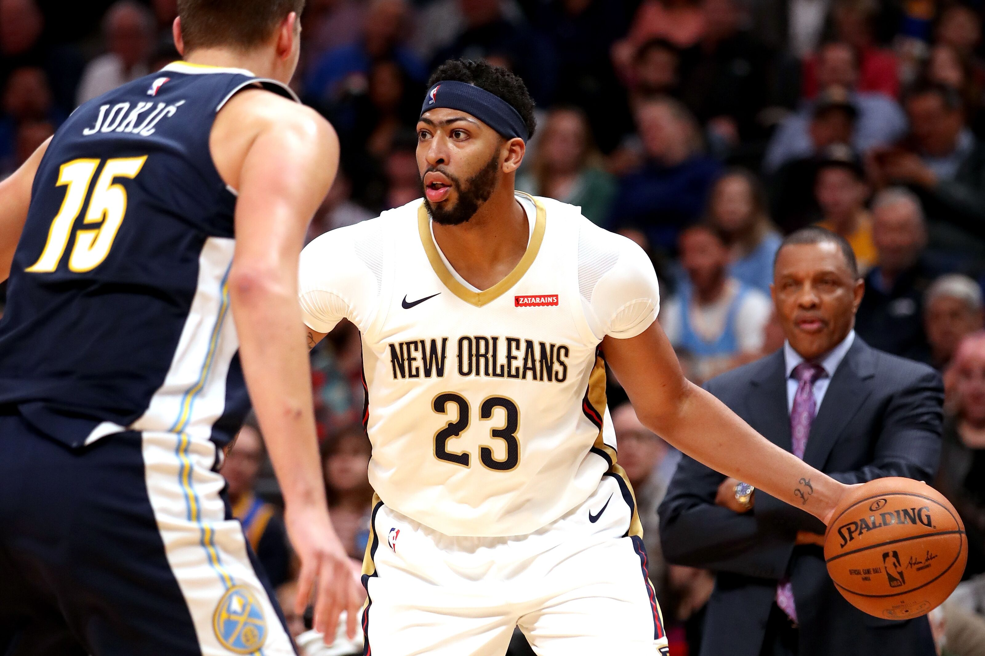 Pelicans Rumors: Breaking down an Anthony Davis/Denver Nuggets trade
