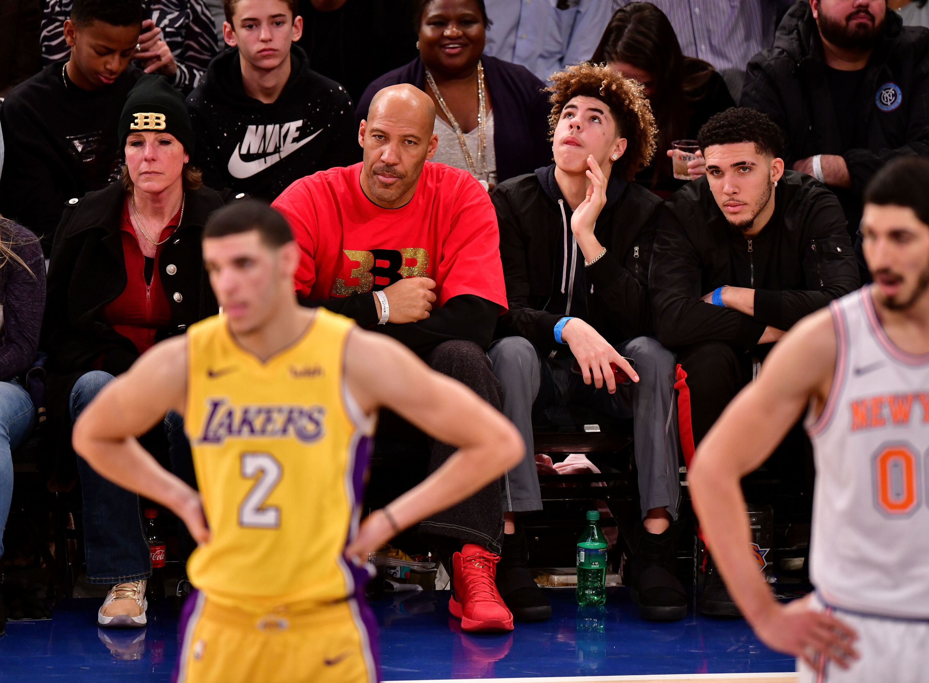 806898f3f6d LaVar Ball wasted no time firing off his Lonzo Ball/Lakers takes