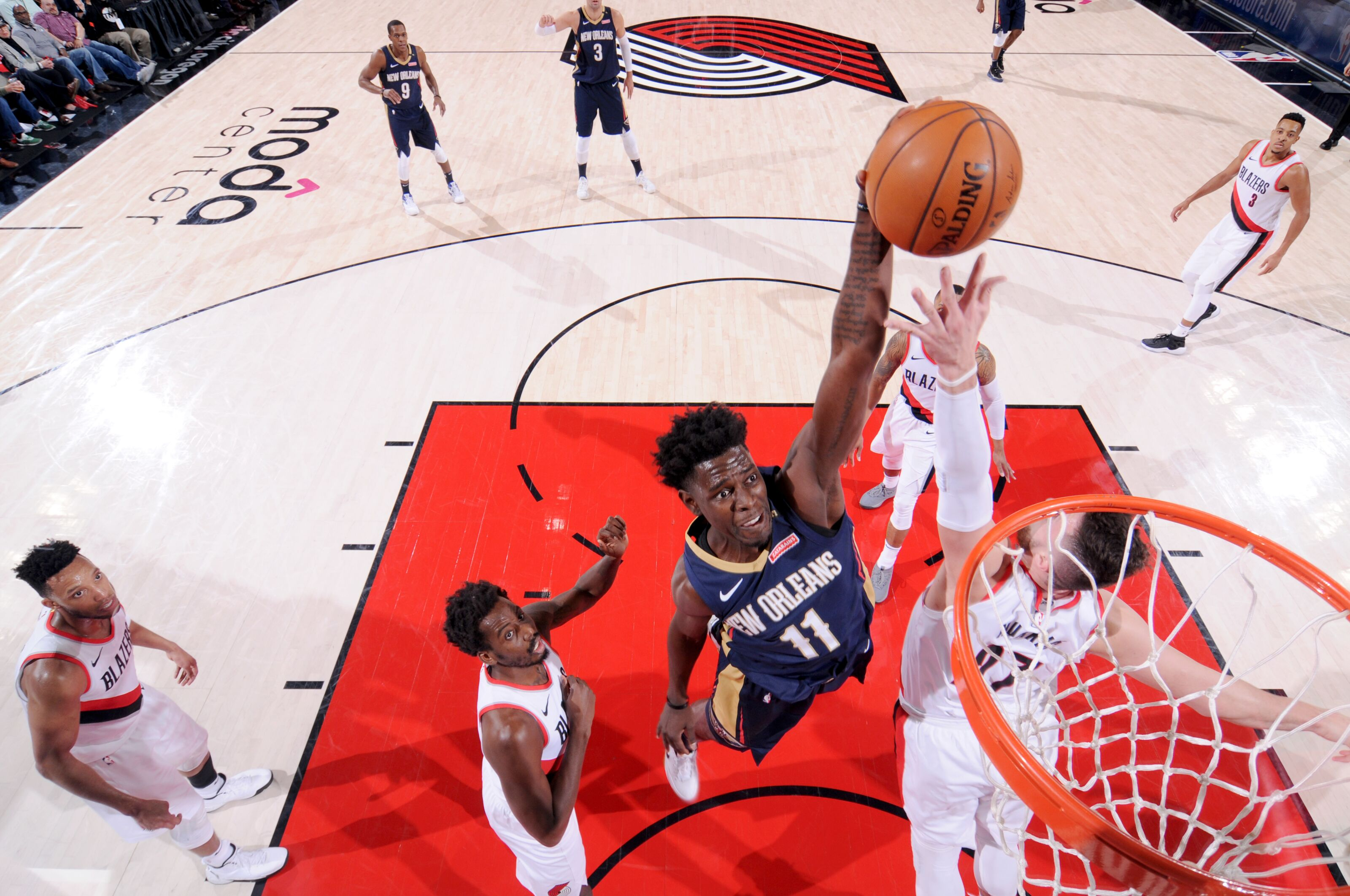 Top 3 Examples For Using New Orleans Pelicans Depth